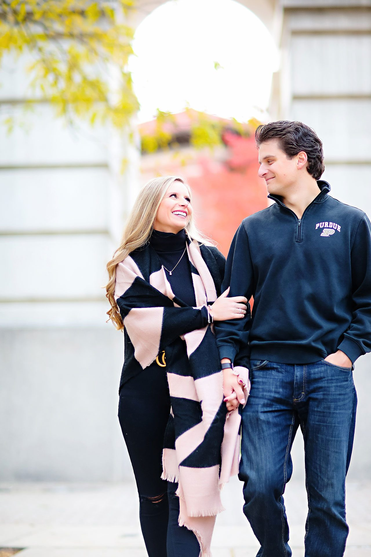 Laura Brandon Purdue Engagement Session 104
