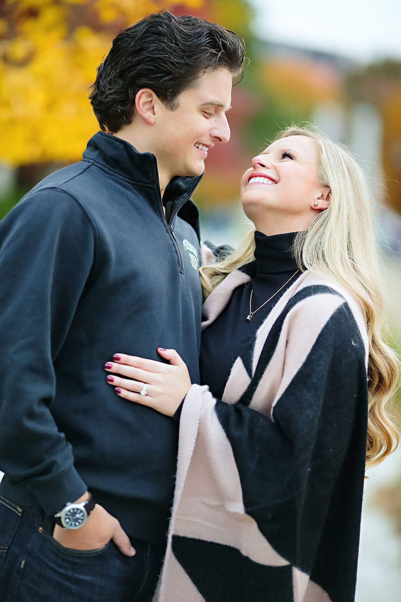 Laura Brandon Purdue Engagement Session 115