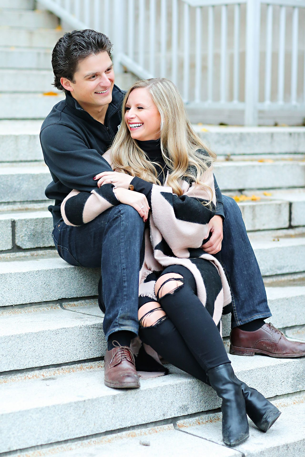Laura Brandon Purdue Engagement Session 134