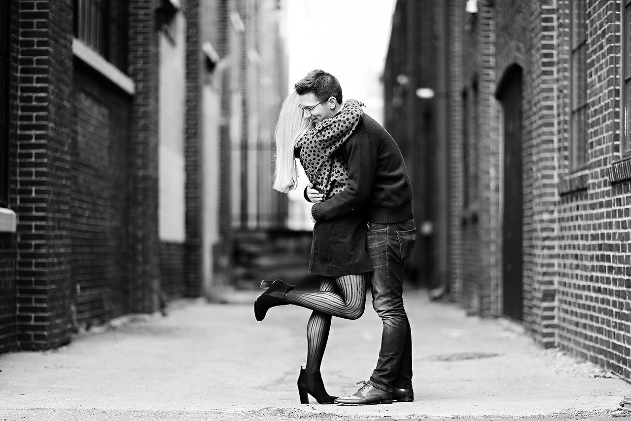 Lauren Andy Mass Ave Engagement 101