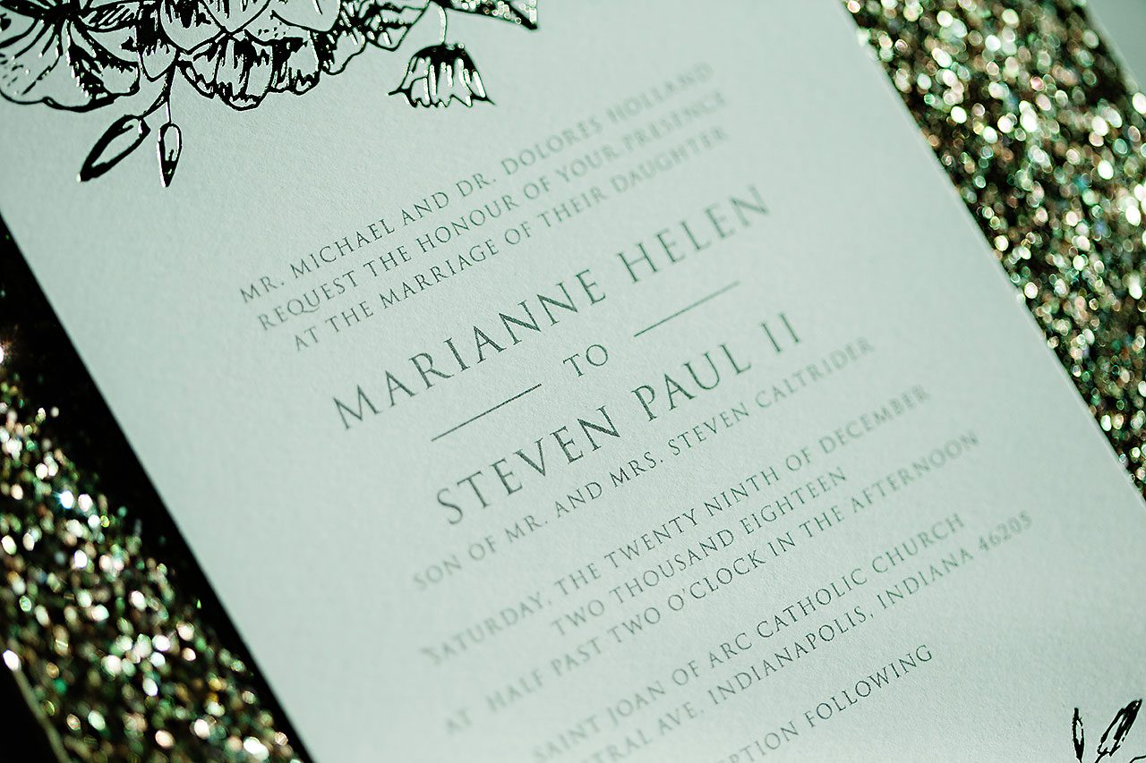 Marianne Steven Indianapolis Central Library Wedding 020