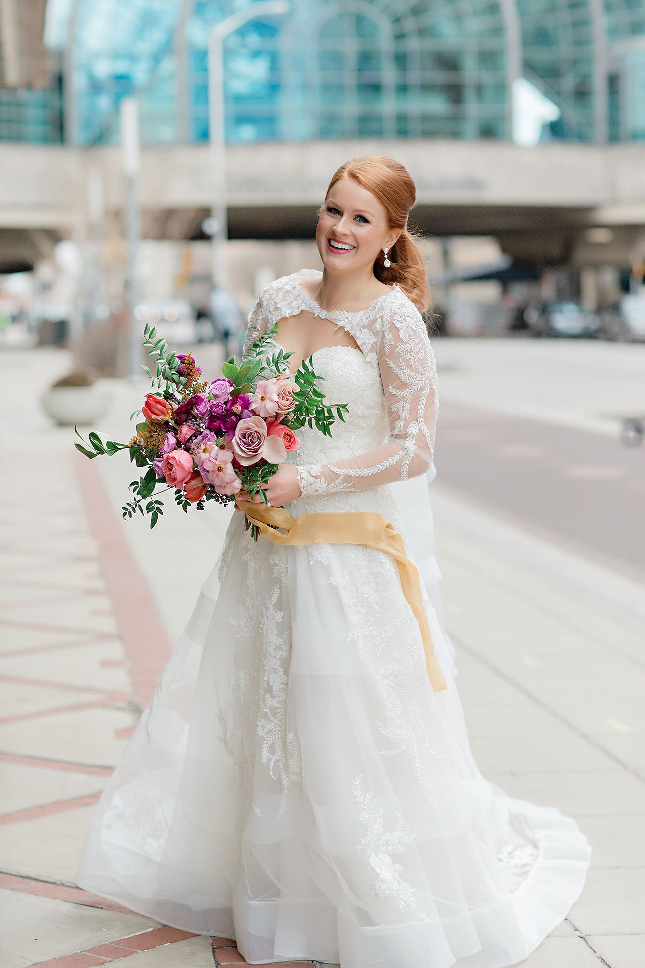 Marianne Steven Indianapolis Central Library Wedding 070
