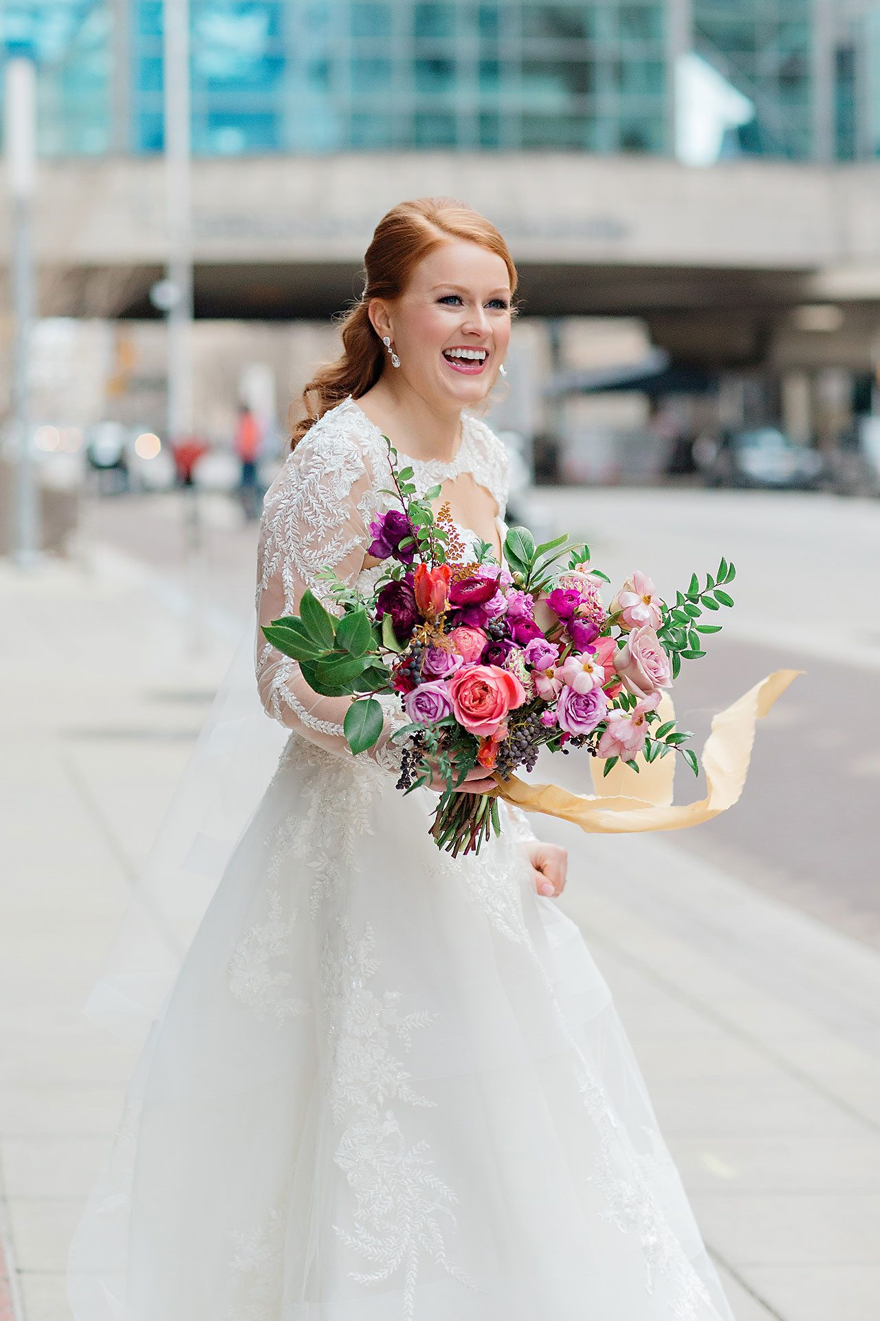 Marianne Steven Indianapolis Central Library Wedding 077