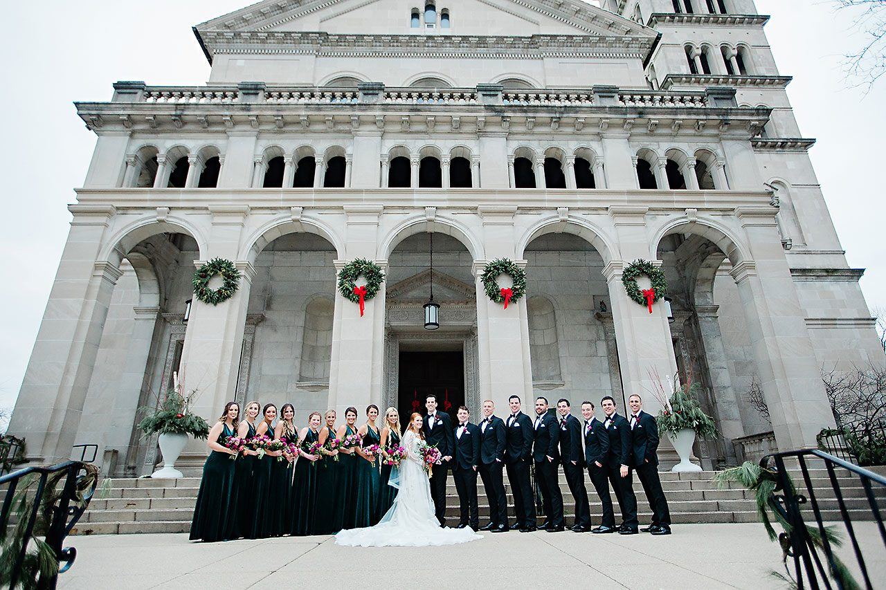 Marianne Steven Indianapolis Central Library Wedding 173