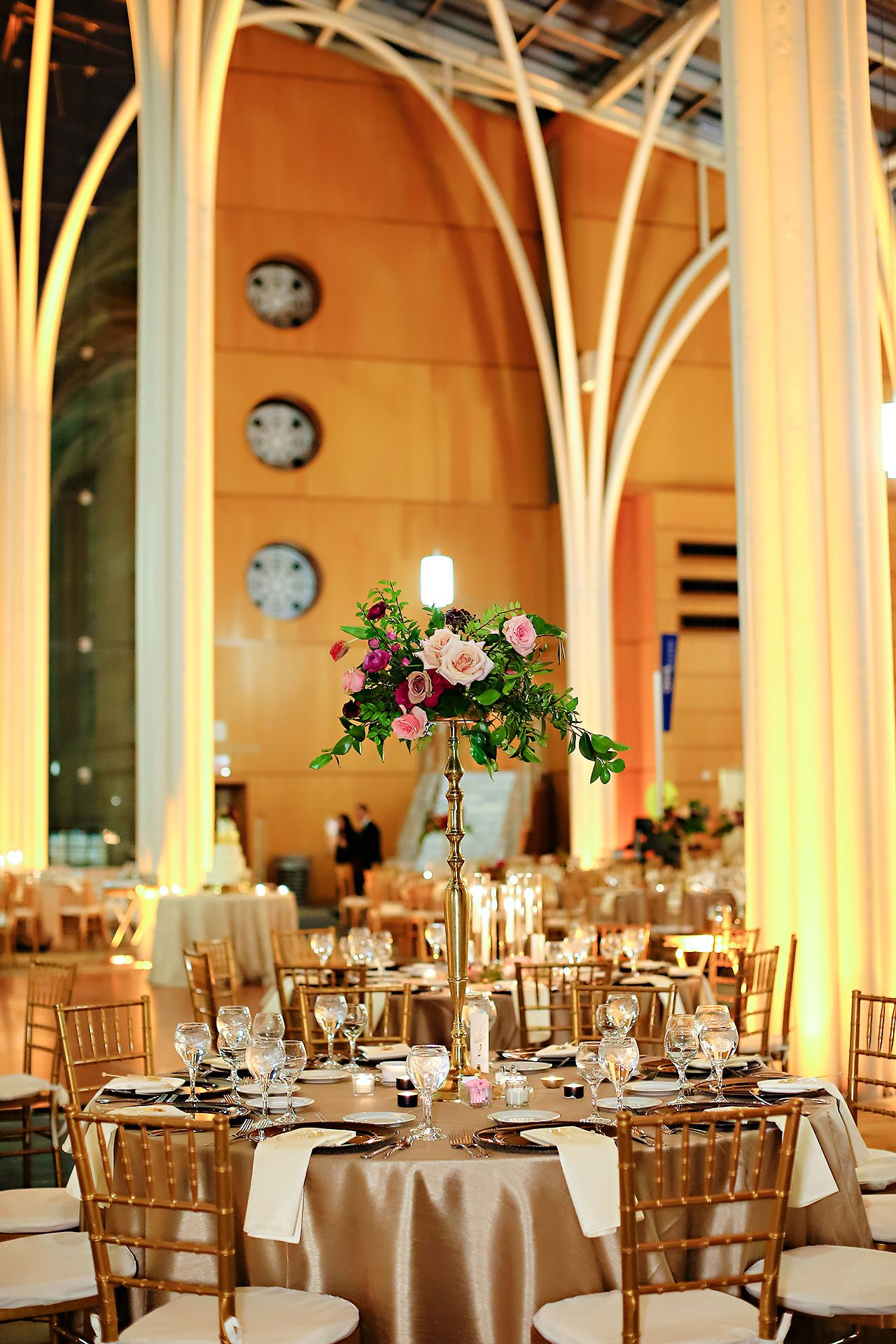 Marianne Steven Indianapolis Central Library Wedding 239