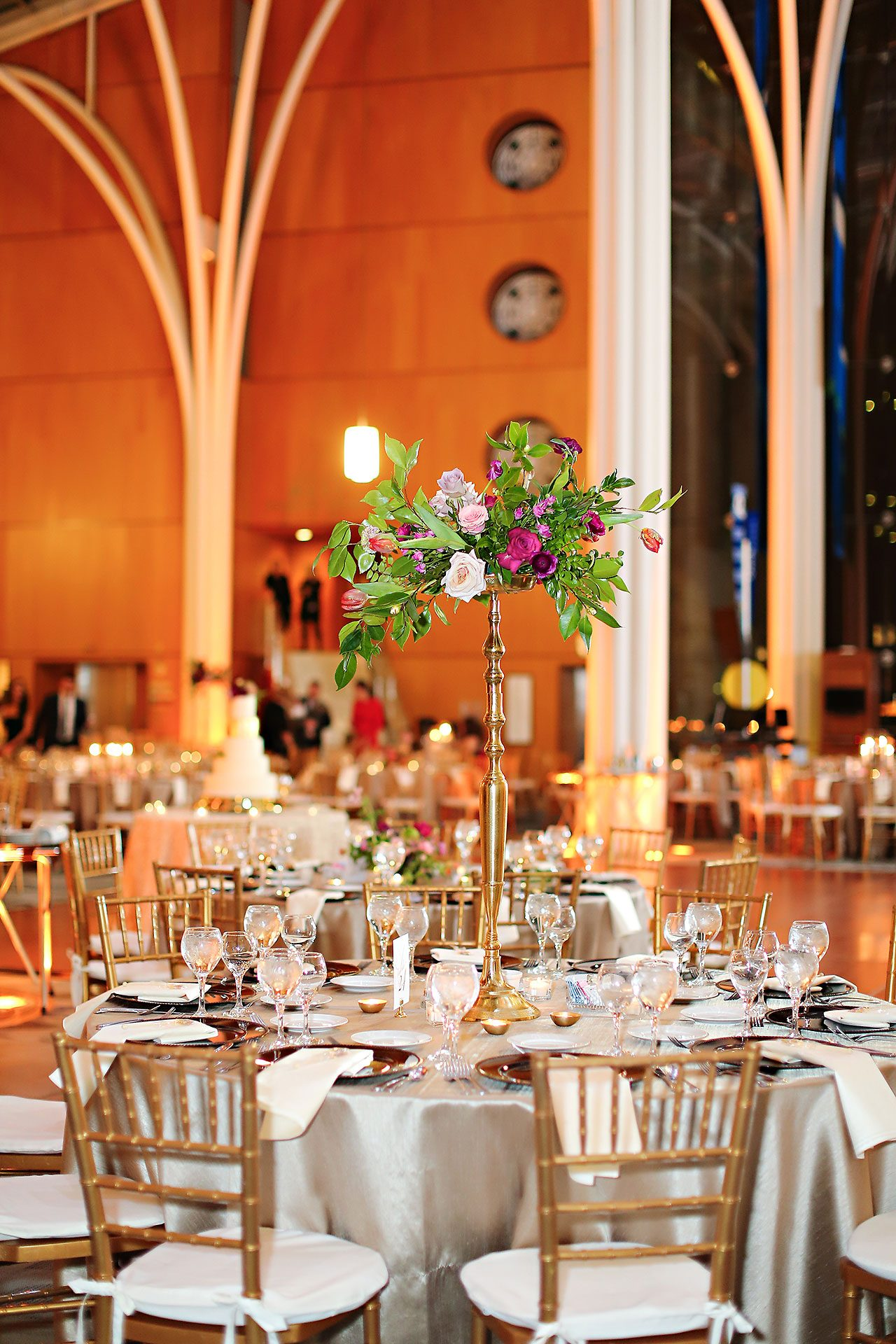 Marianne Steven Indianapolis Central Library Wedding 252