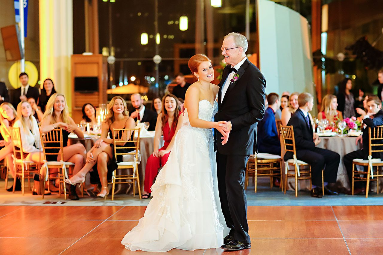 Marianne Steven Indianapolis Central Library Wedding 291