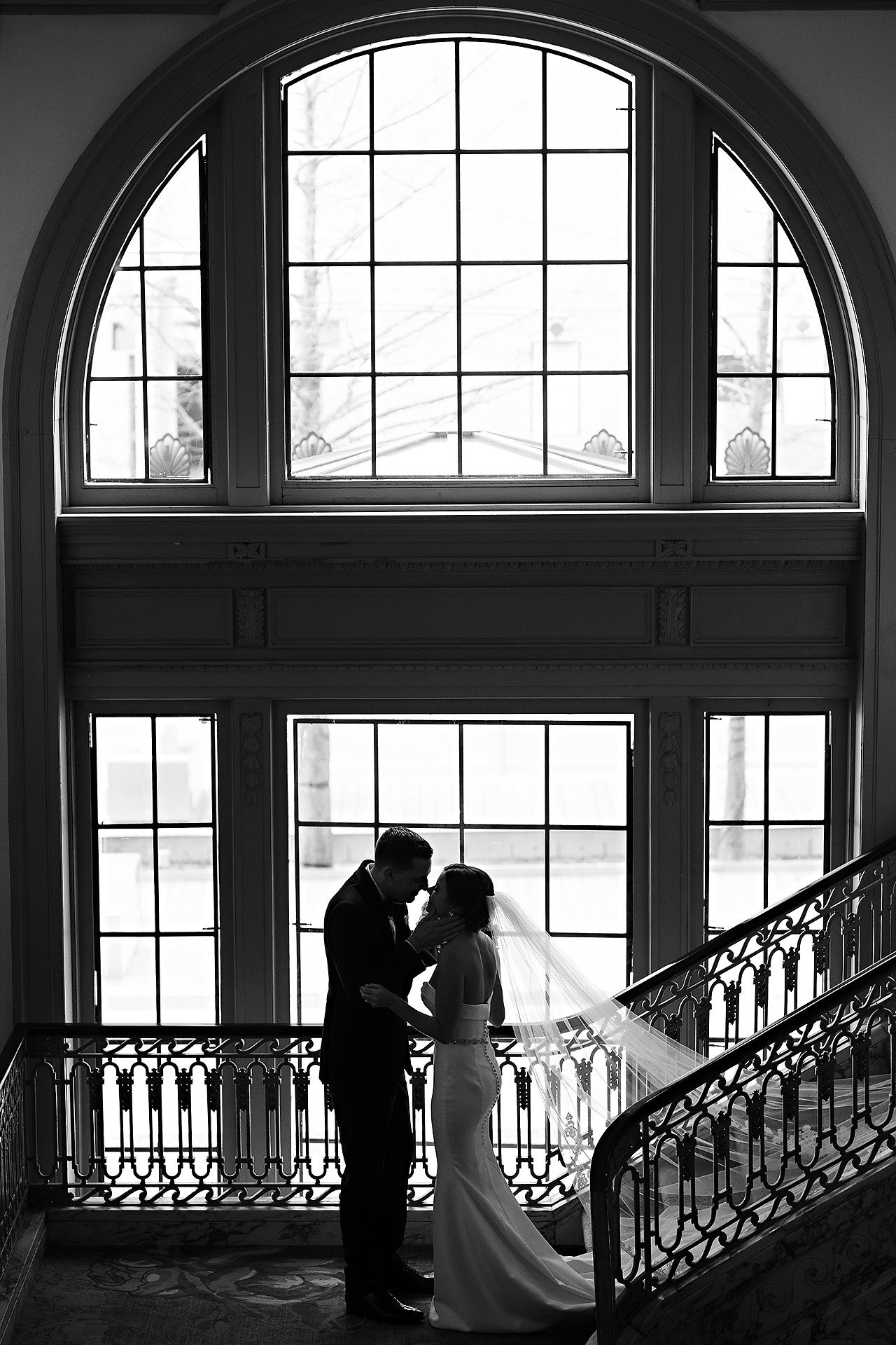 Erin Grant Indianapolis Central Library Scottish Rite Wedding 055
