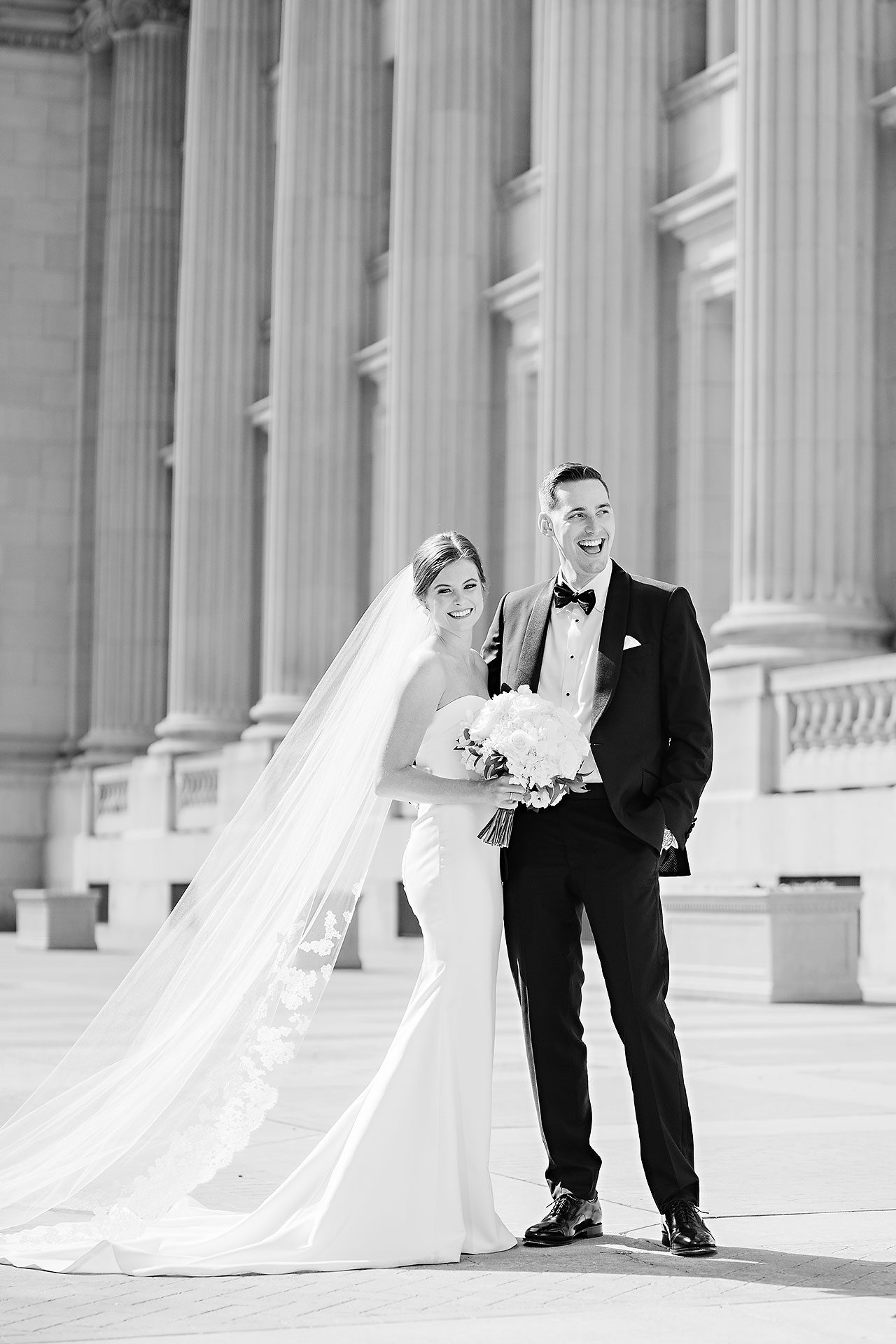 Erin Grant Indianapolis Central Library Scottish Rite Wedding 131