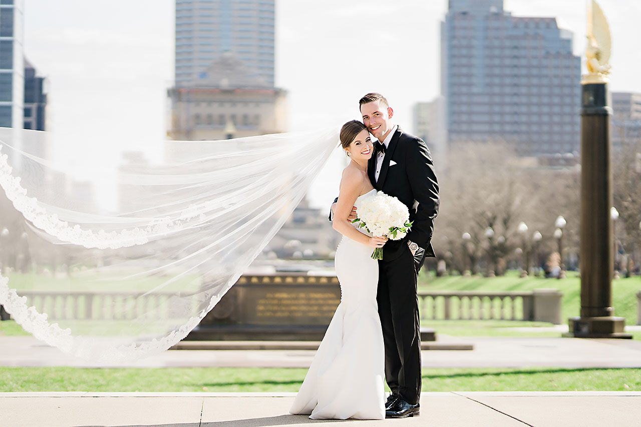 Erin Grant Indianapolis Central Library Scottish Rite Wedding 151