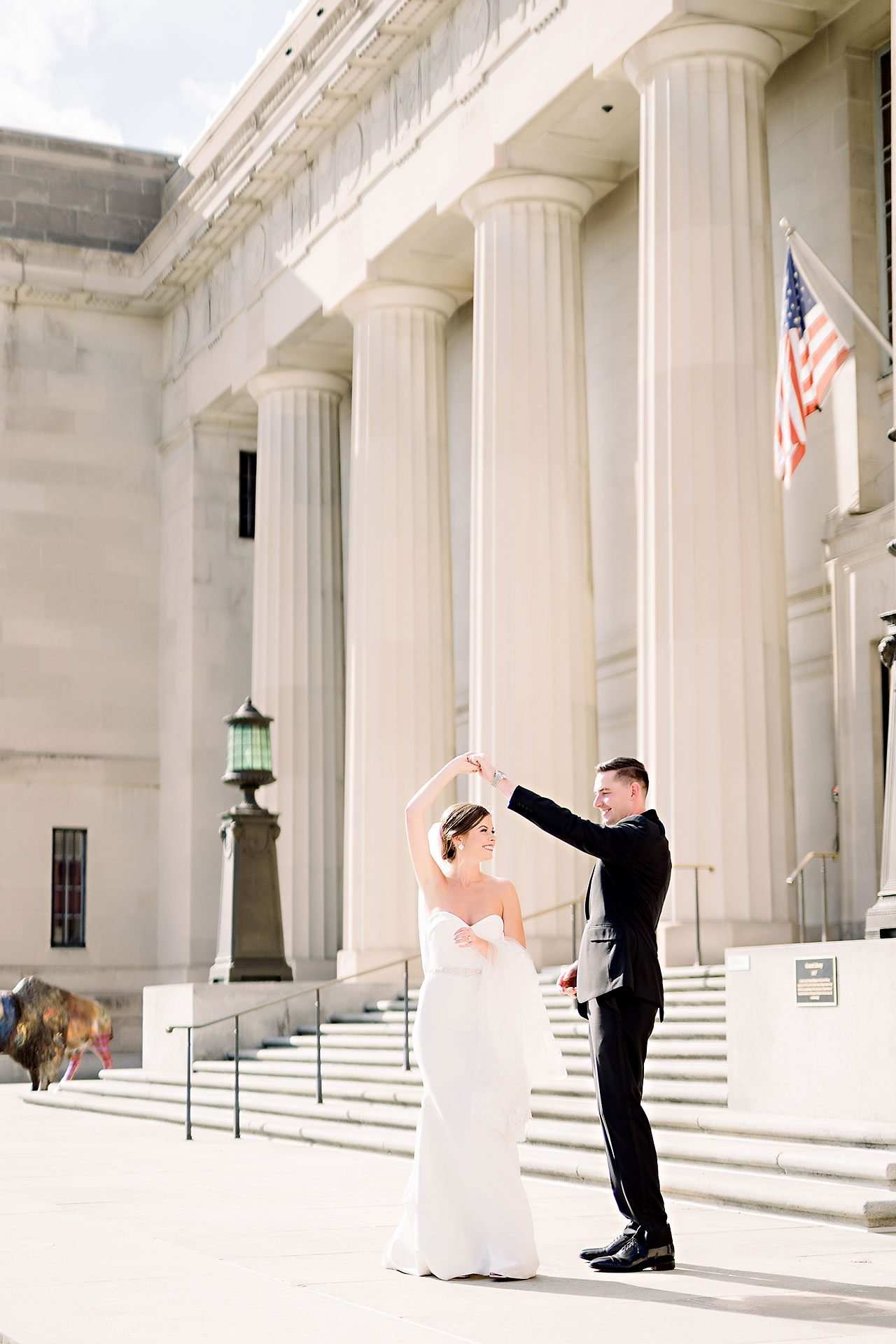 Erin Grant Indianapolis Central Library Scottish Rite Wedding 169