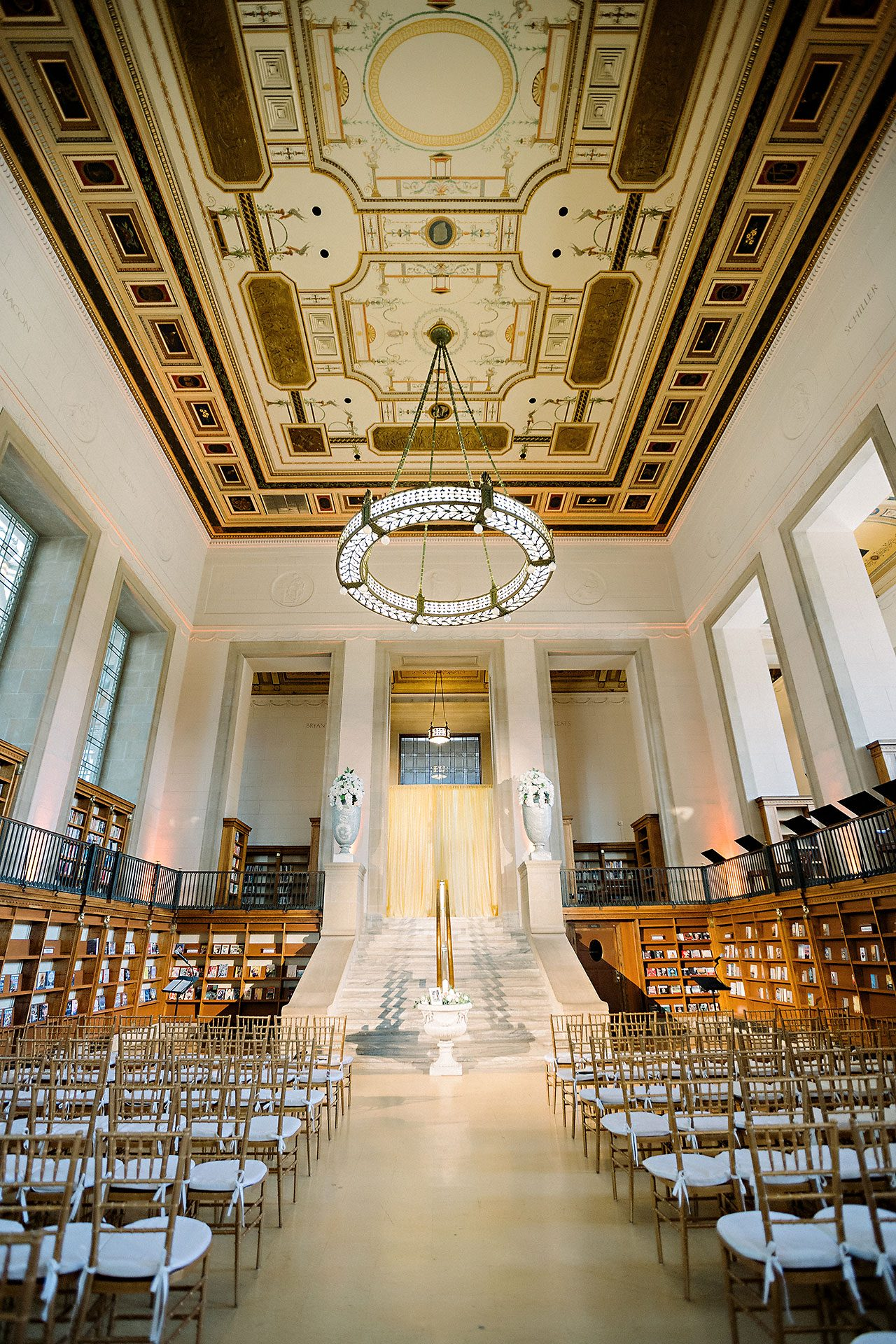 Erin Grant Indianapolis Central Library Scottish Rite Wedding 197