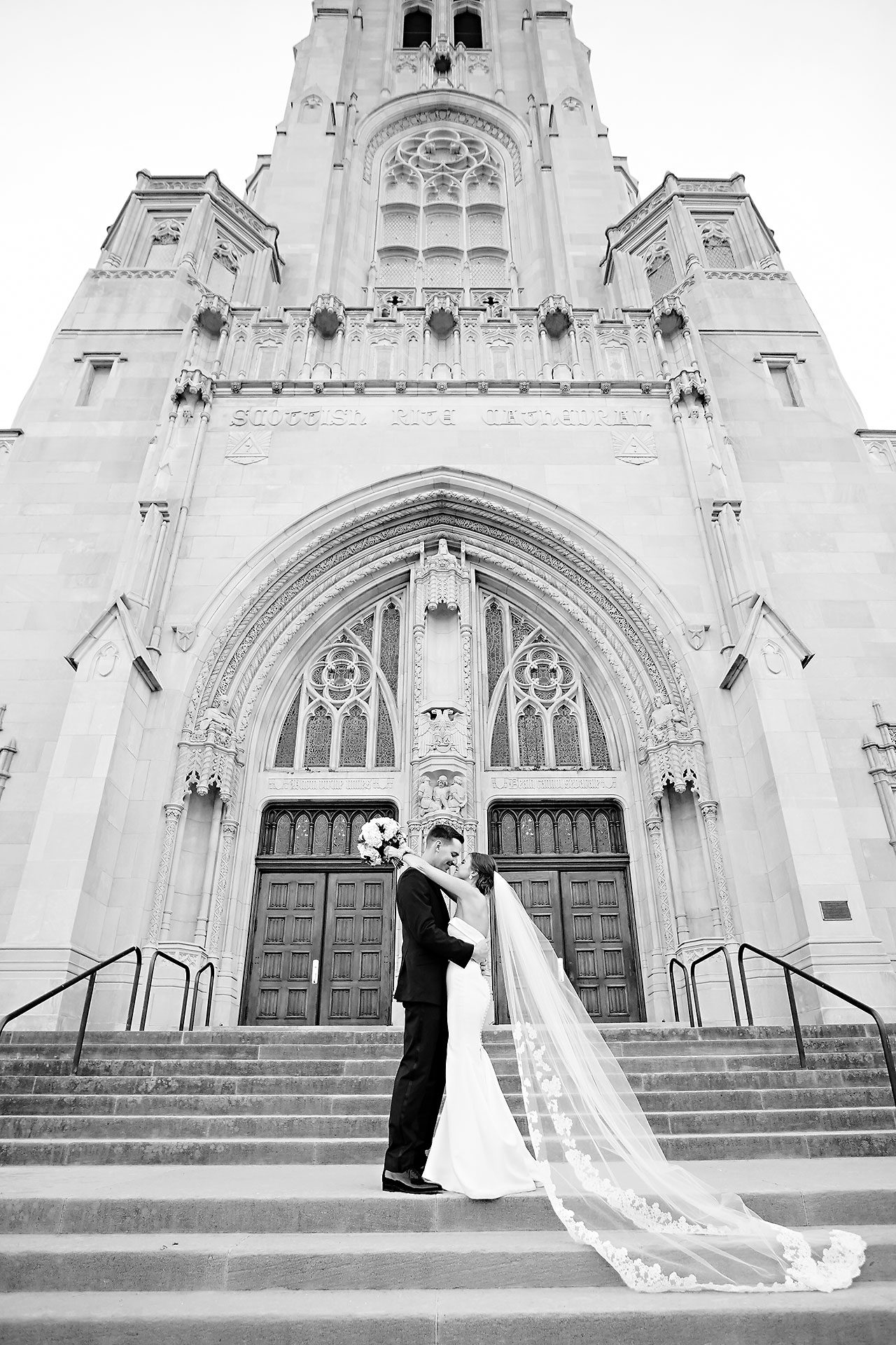 Erin Grant Indianapolis Central Library Scottish Rite Wedding 241