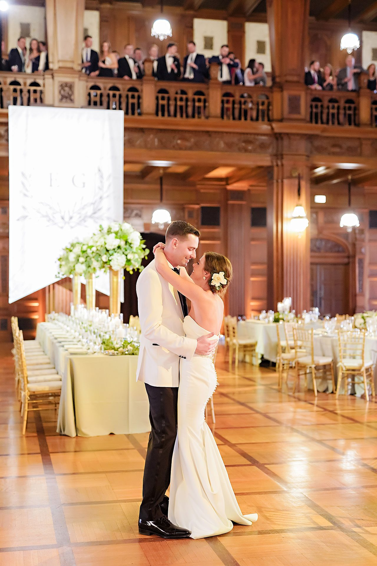 Erin Grant Indianapolis Central Library Scottish Rite Wedding 278