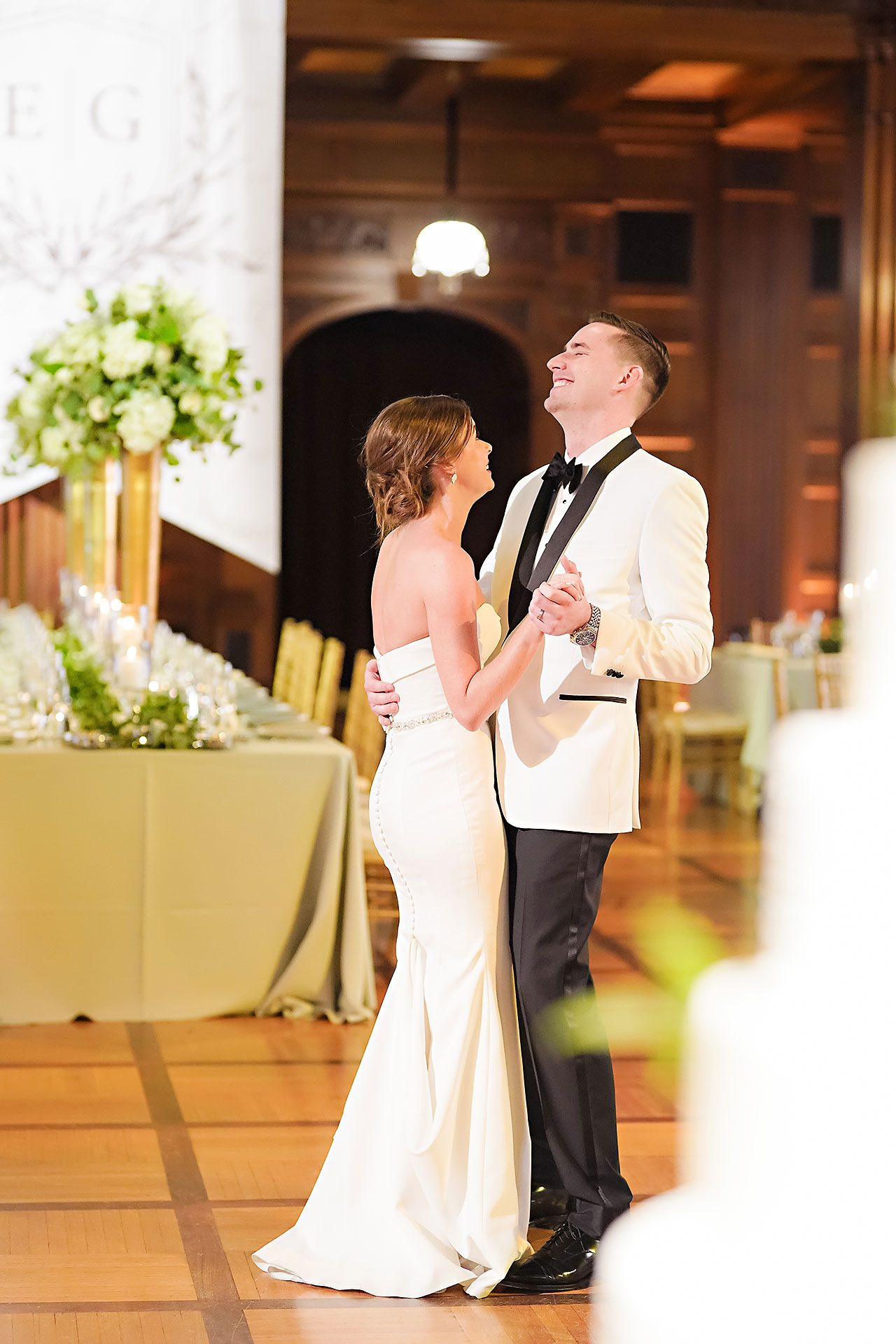 Erin Grant Indianapolis Central Library Scottish Rite Wedding 279