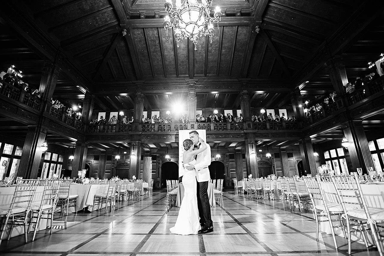 Erin Grant Indianapolis Central Library Scottish Rite Wedding 285