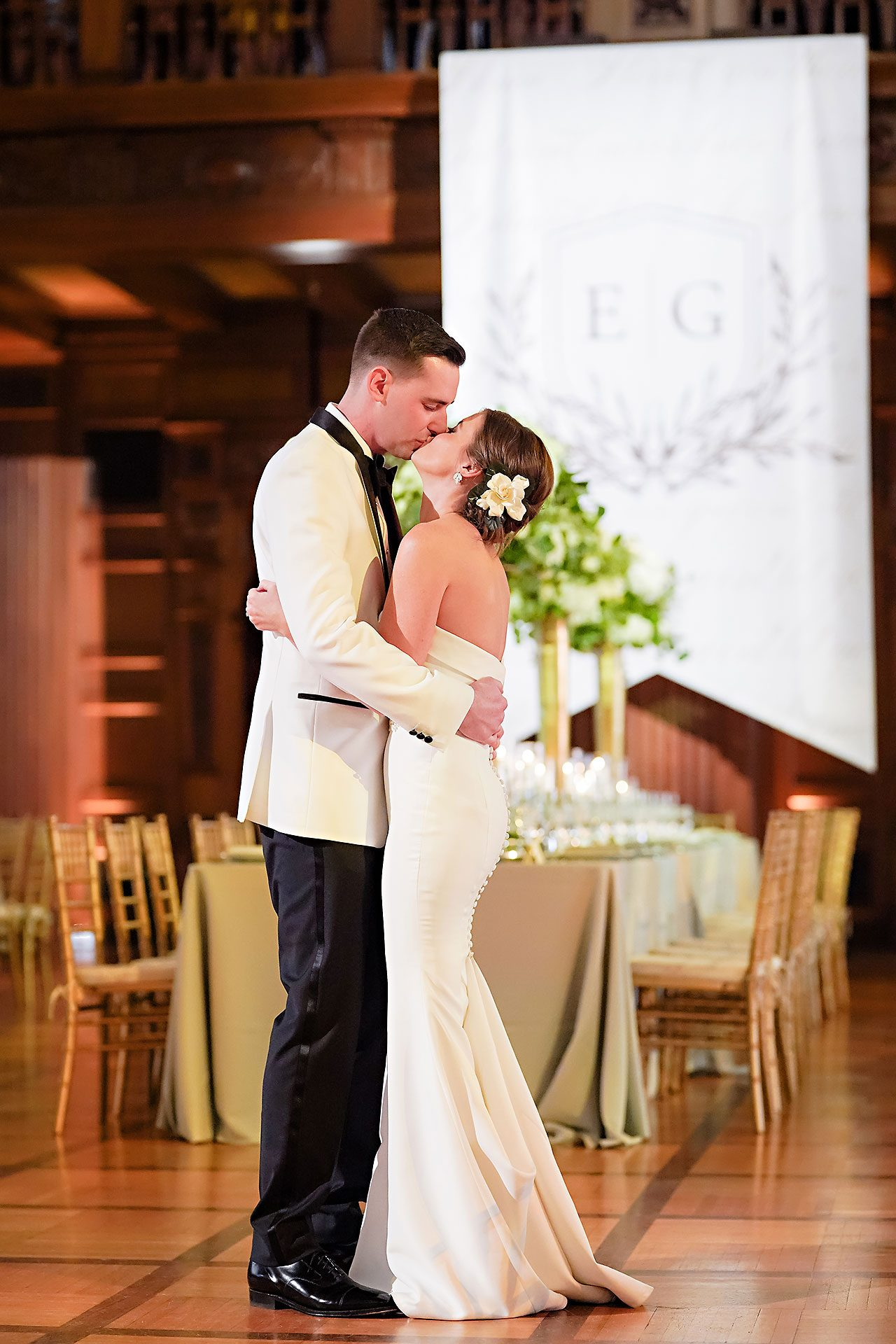 Erin Grant Indianapolis Central Library Scottish Rite Wedding 289