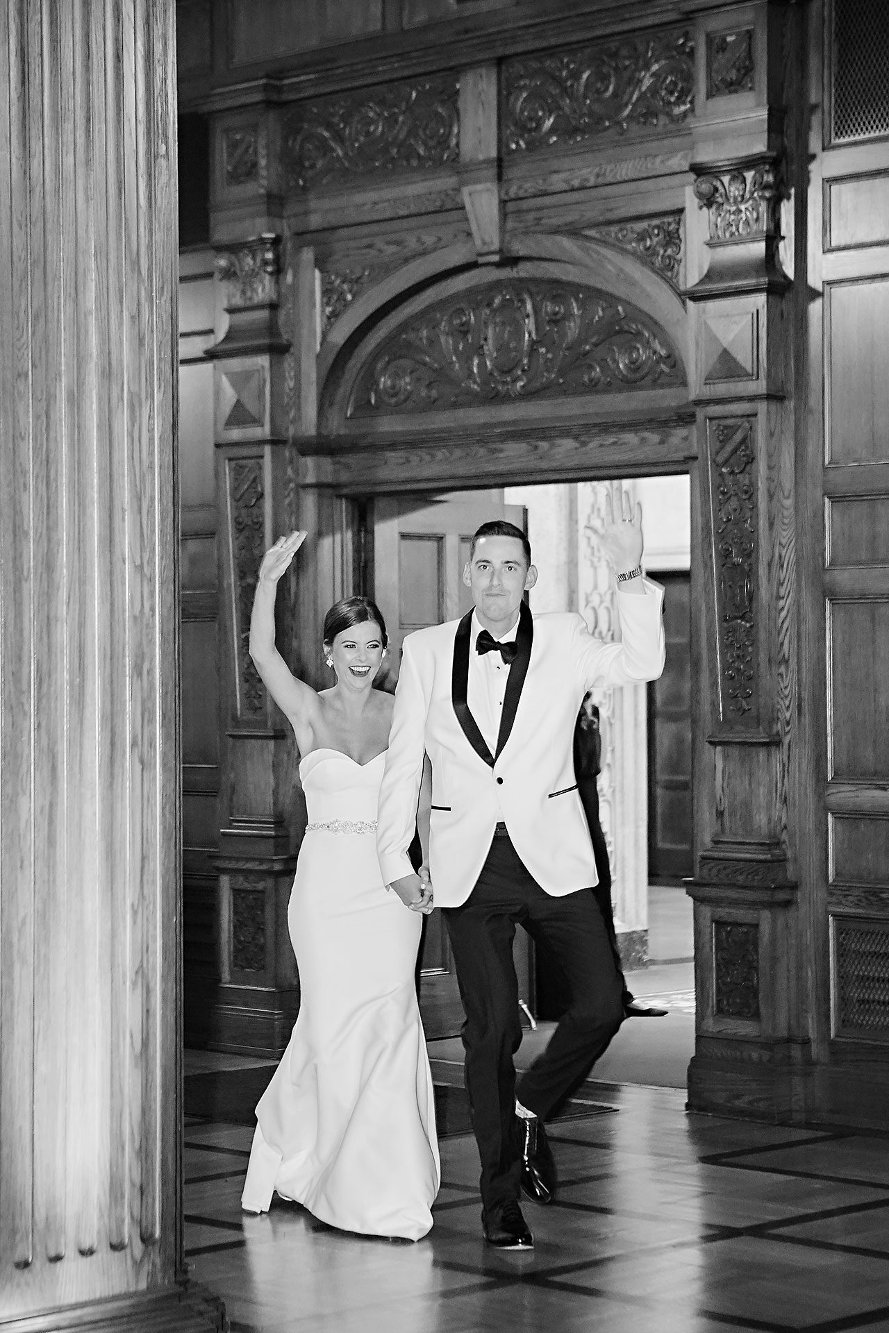 Erin Grant Indianapolis Central Library Scottish Rite Wedding 293