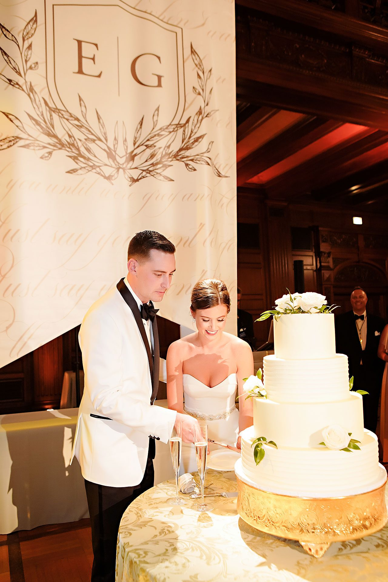 Erin Grant Indianapolis Central Library Scottish Rite Wedding 298
