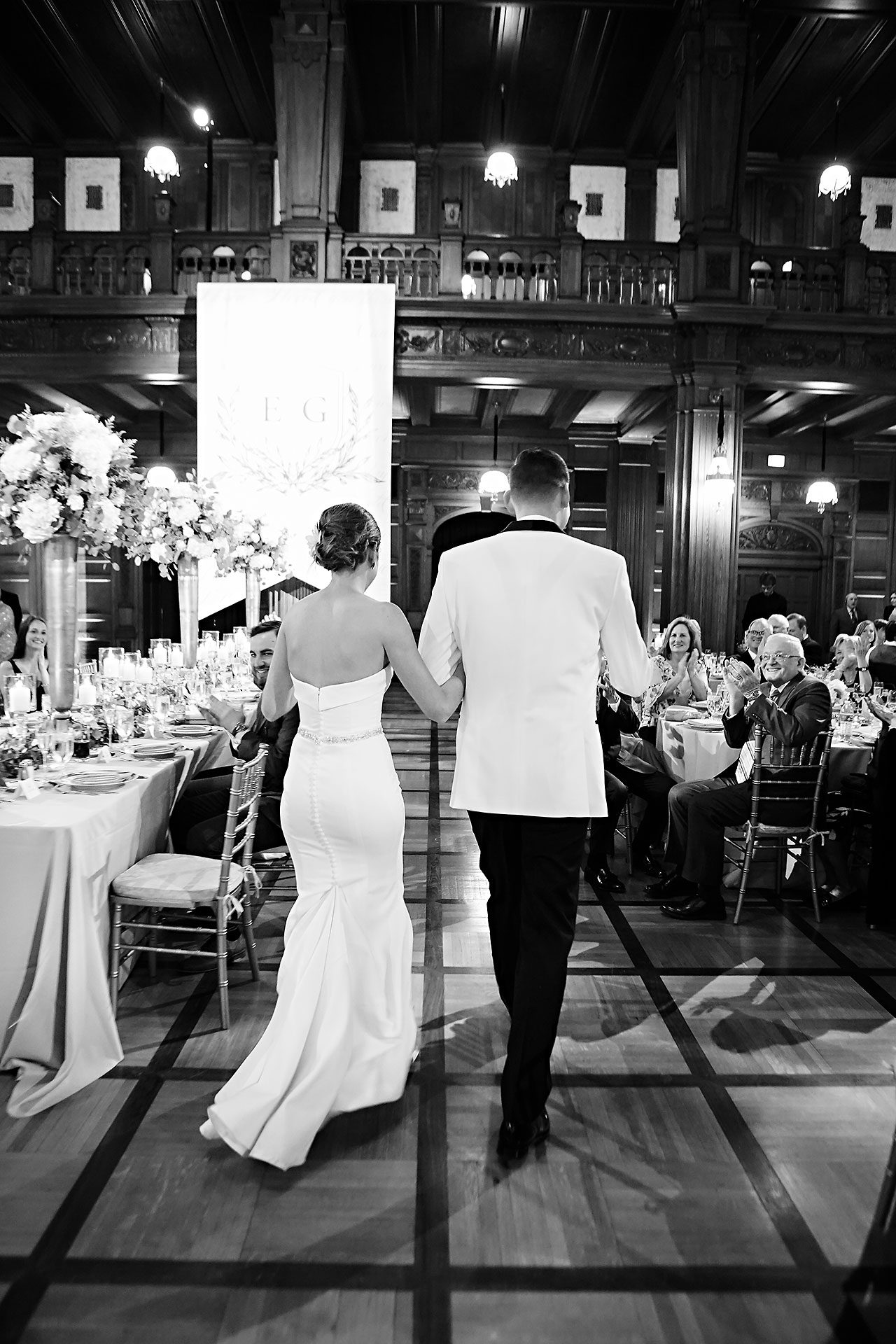 Erin Grant Indianapolis Central Library Scottish Rite Wedding 299