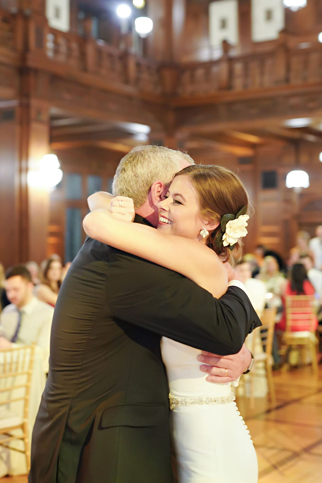 Erin Grant Indianapolis Central Library Scottish Rite Wedding 323