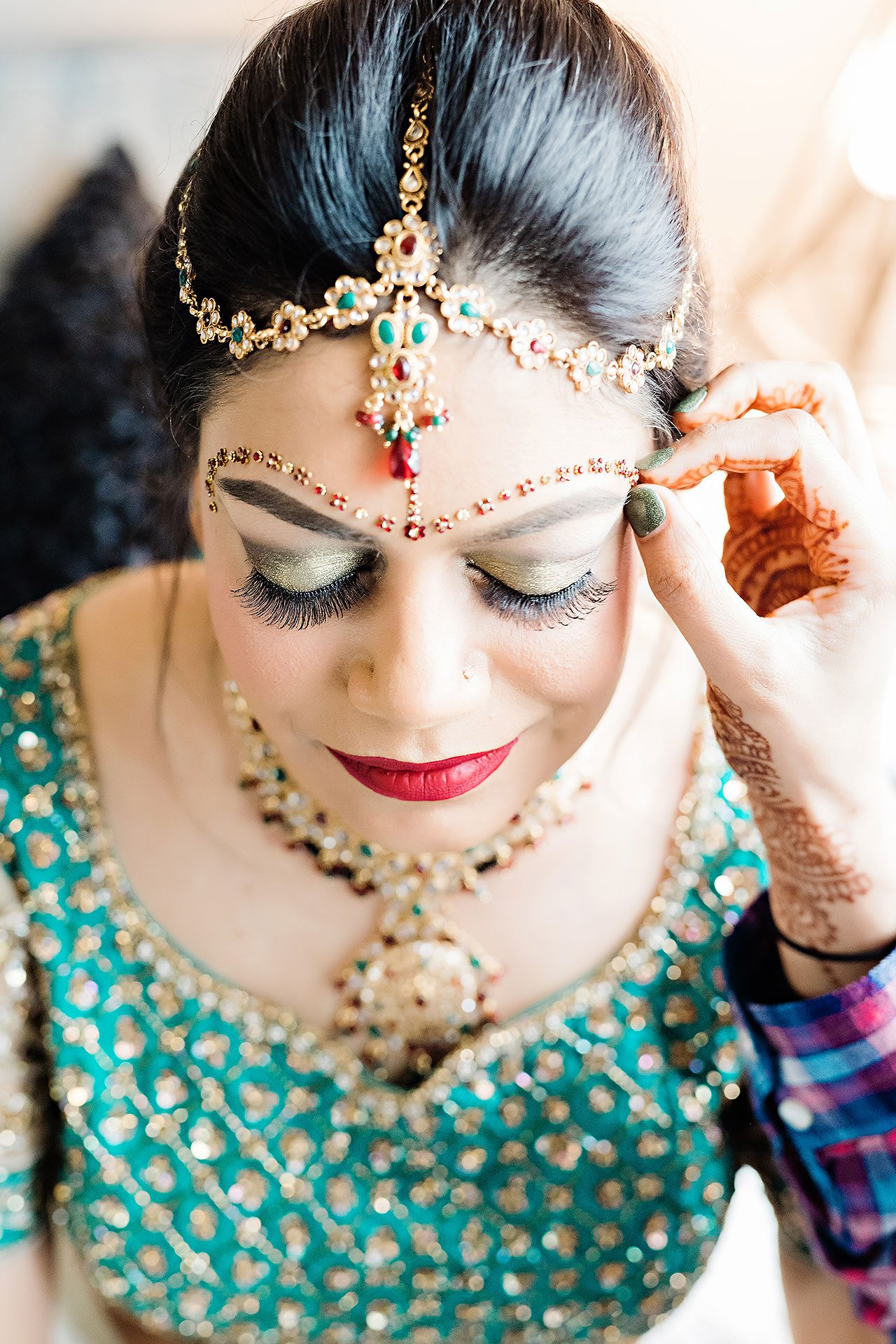 Anisha Thomas Indianapolis Marriott North Indian Wedding 027
