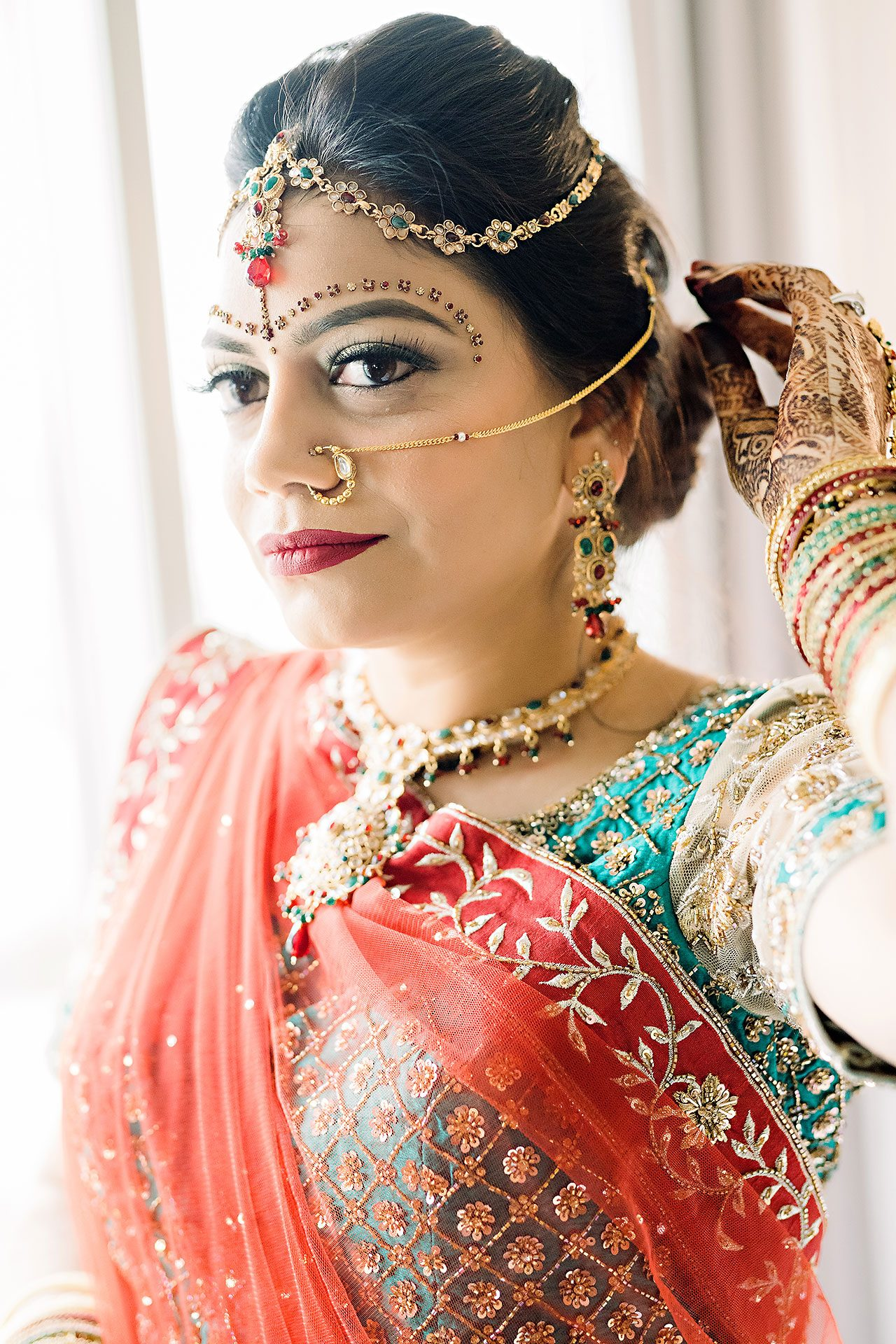 Anisha Thomas Indianapolis Marriott North Indian Wedding 047