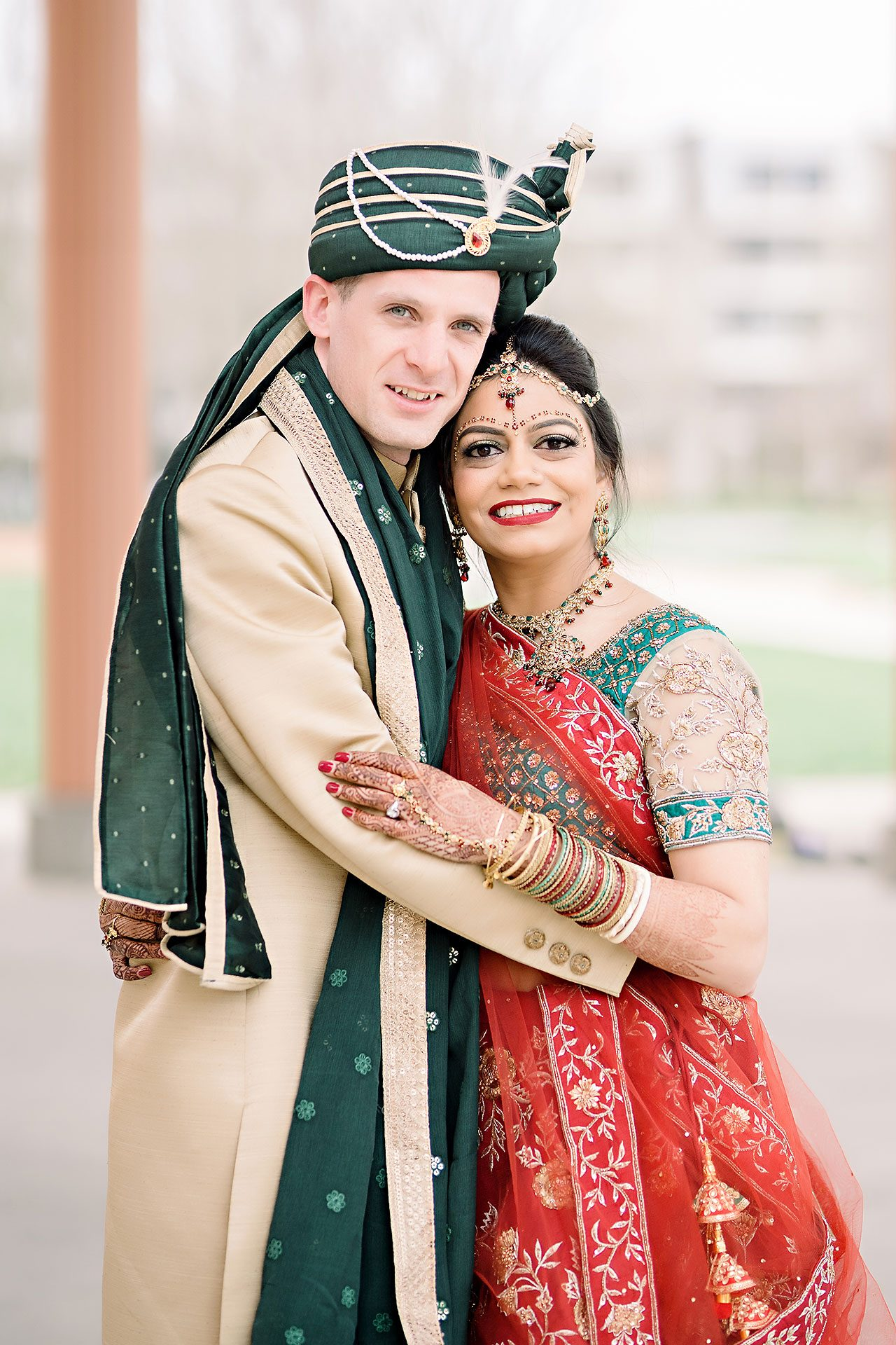 Anisha Thomas Indianapolis Marriott North Indian Wedding 090