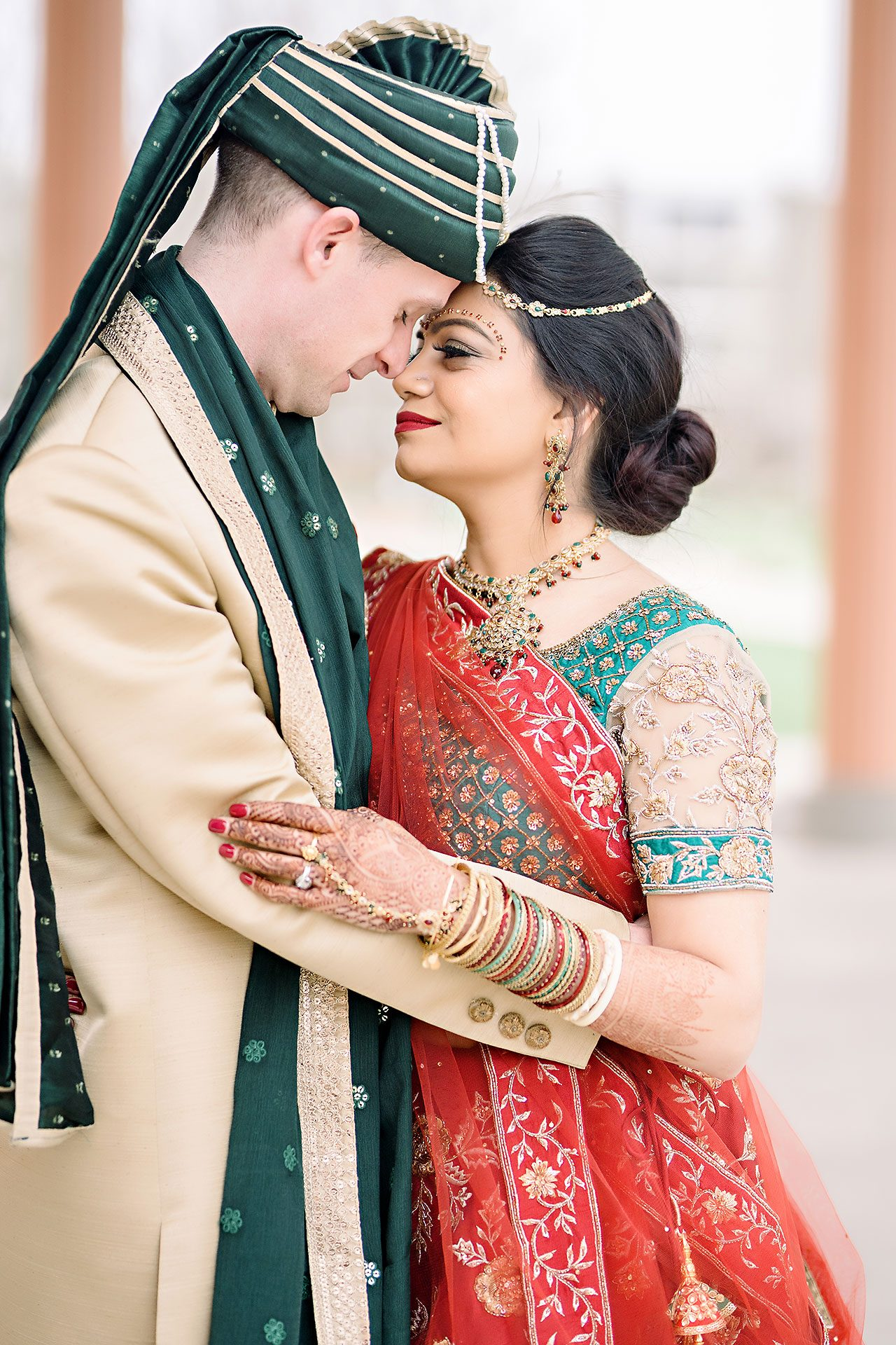 Anisha Thomas Indianapolis Marriott North Indian Wedding 109