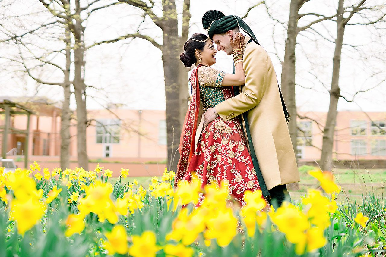 Anisha Thomas Indianapolis Marriott North Indian Wedding