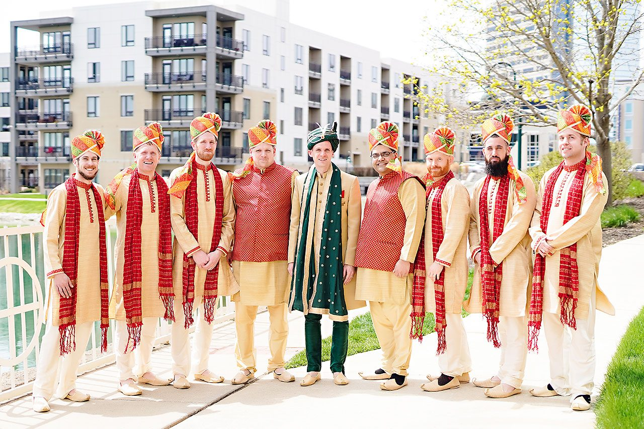 Anisha Thomas Indianapolis Marriott North Indian Wedding 146