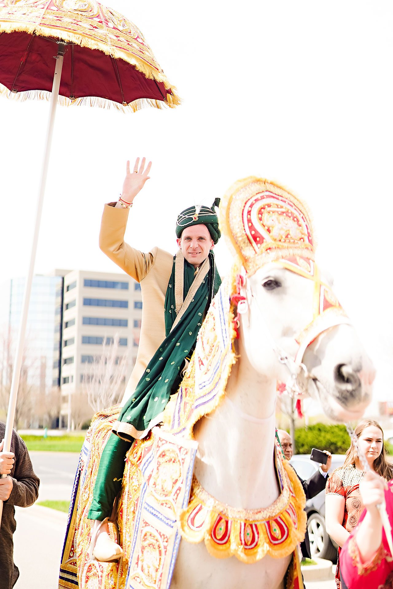 Anisha Thomas Indianapolis Marriott North Indian Wedding 152