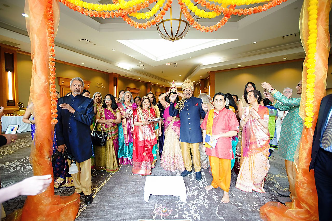 Anisha Thomas Indianapolis Marriott North Indian Wedding 183