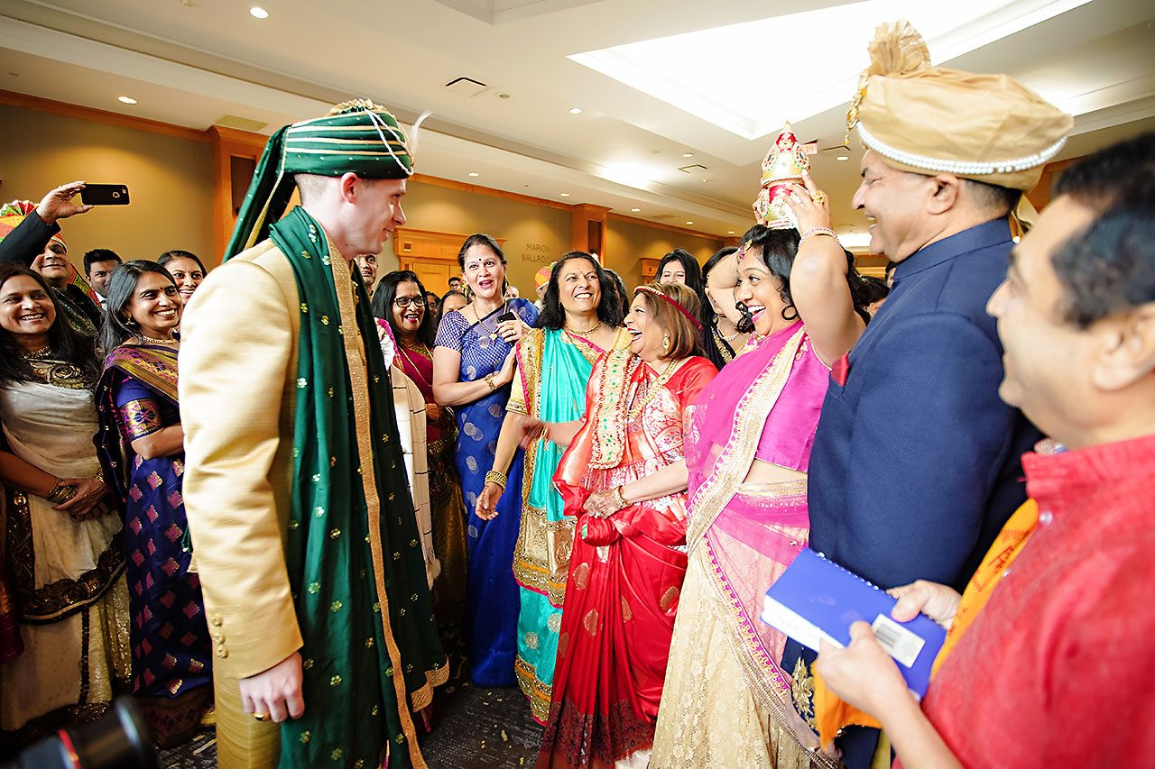 Anisha Thomas Indianapolis Marriott North Indian Wedding 189