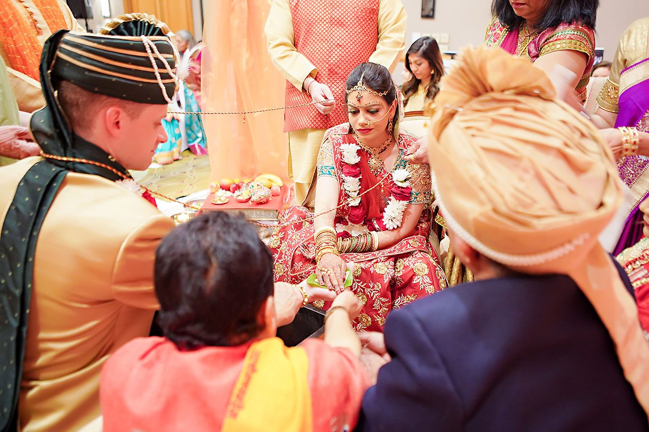 Anisha Thomas Indianapolis Marriott North Indian Wedding 223