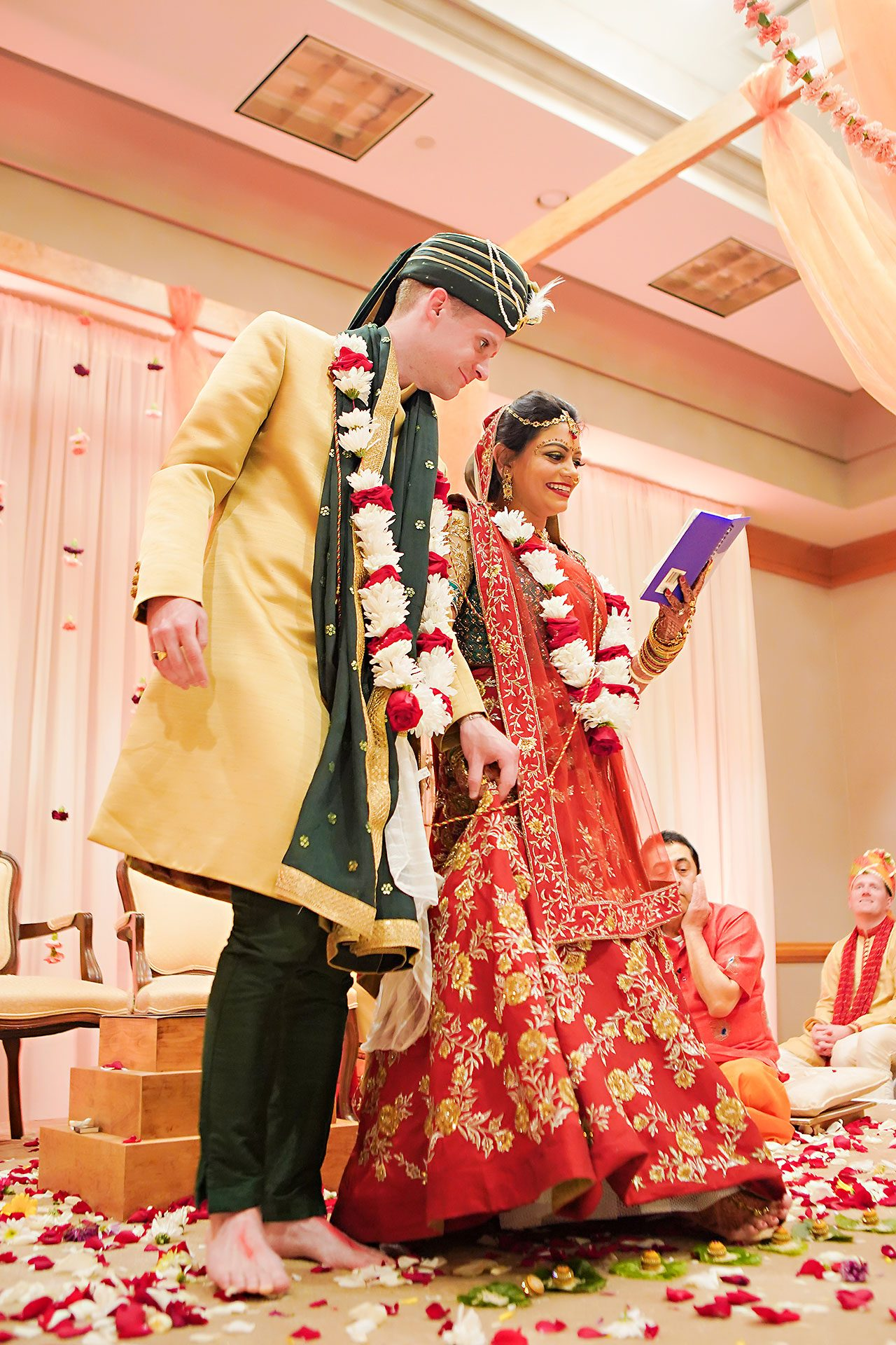 Anisha Thomas Indianapolis Marriott North Indian Wedding 237