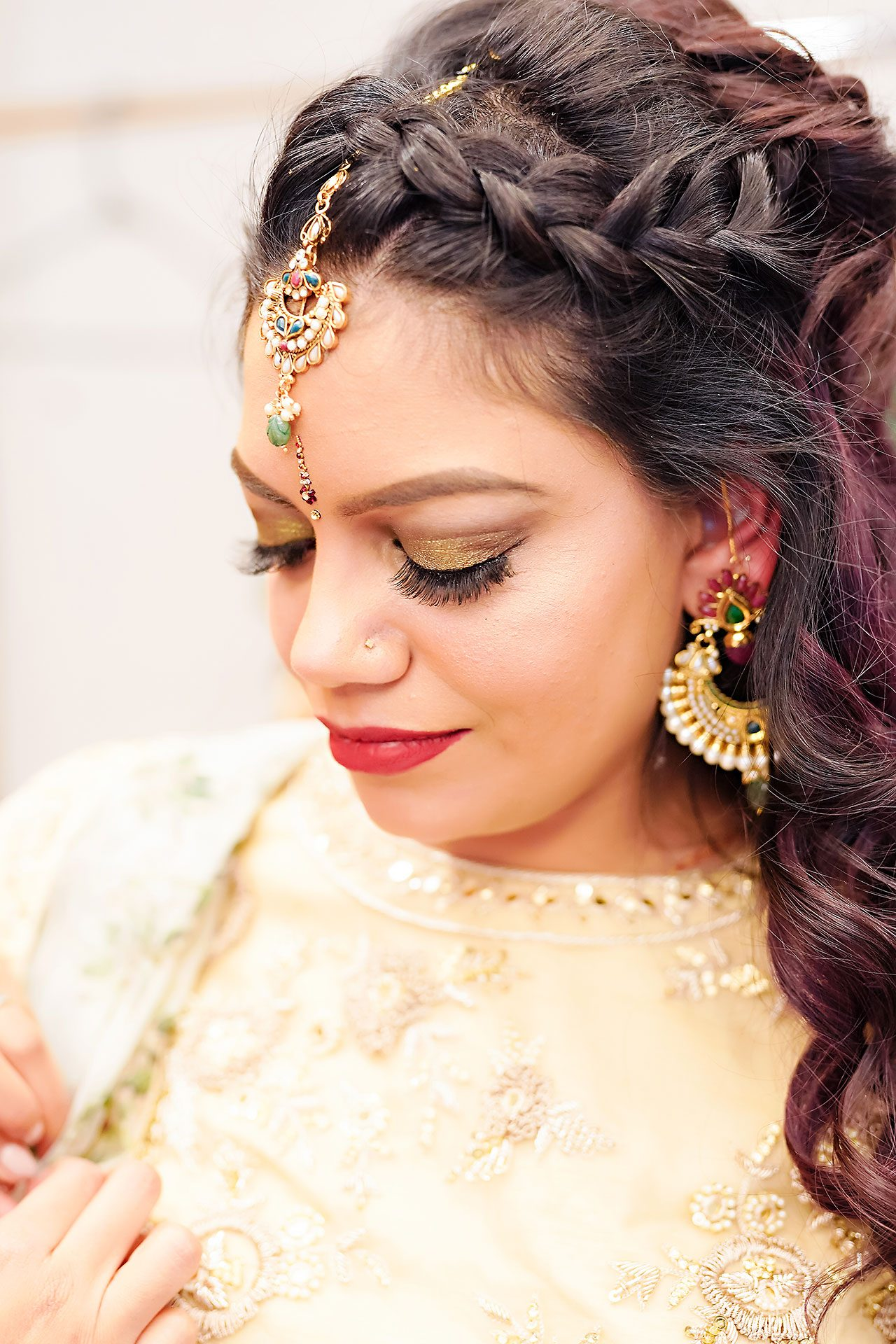 Anisha Thomas Indianapolis Marriott North Indian Wedding 266