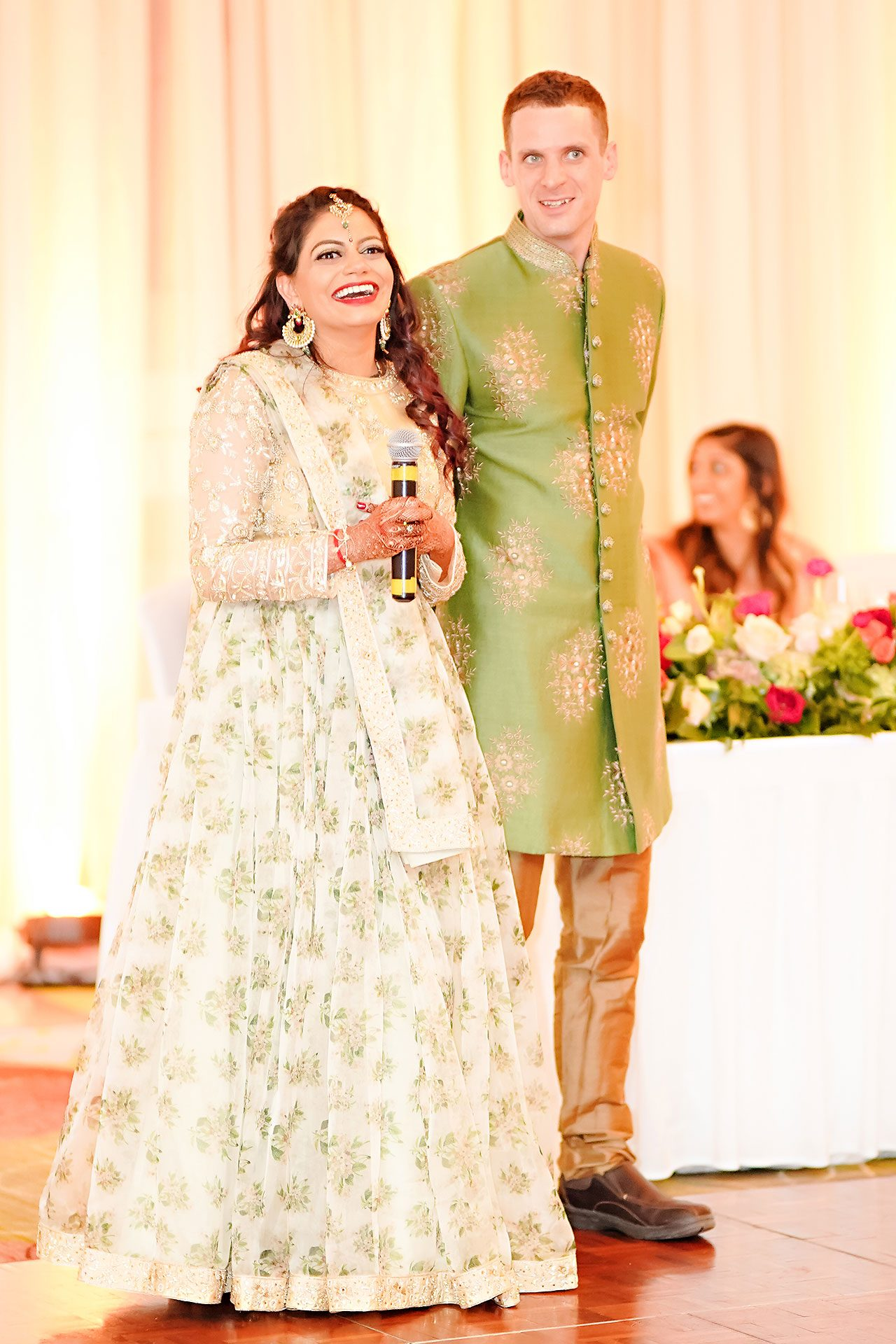 Anisha Thomas Indianapolis Marriott North Indian Wedding 316