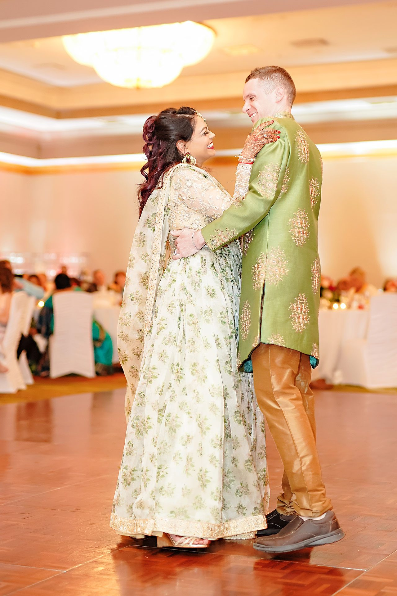 Anisha Thomas Indianapolis Marriott North Indian Wedding 318