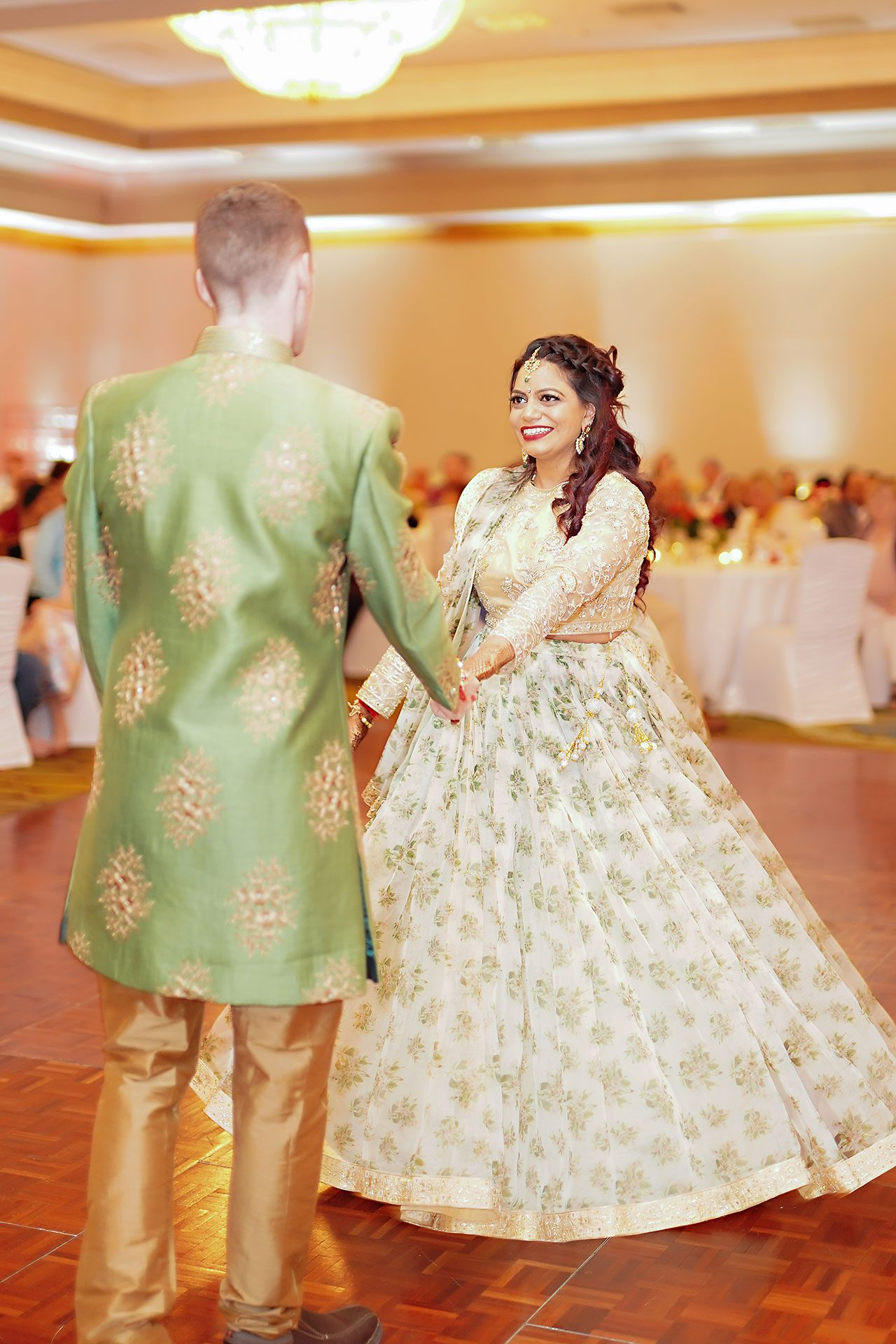 Anisha Thomas Indianapolis Marriott North Indian Wedding 319