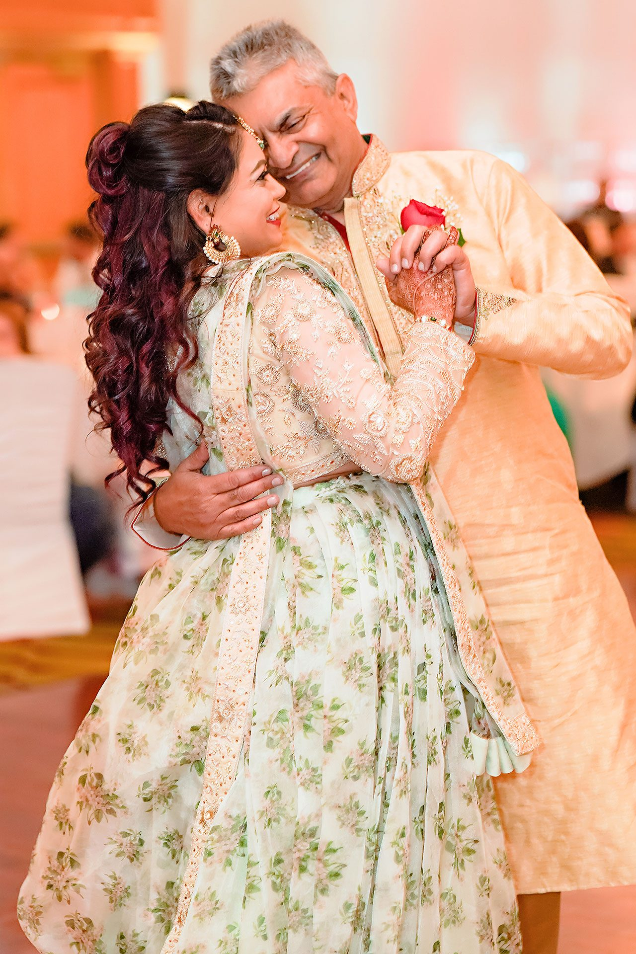 Anisha Thomas Indianapolis Marriott North Indian Wedding 329