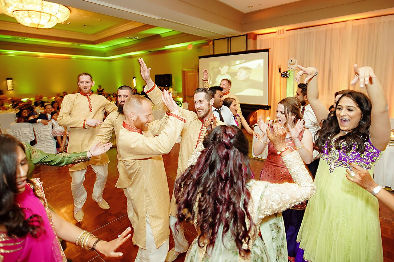 Anisha Thomas Indianapolis Marriott North Indian Wedding 345