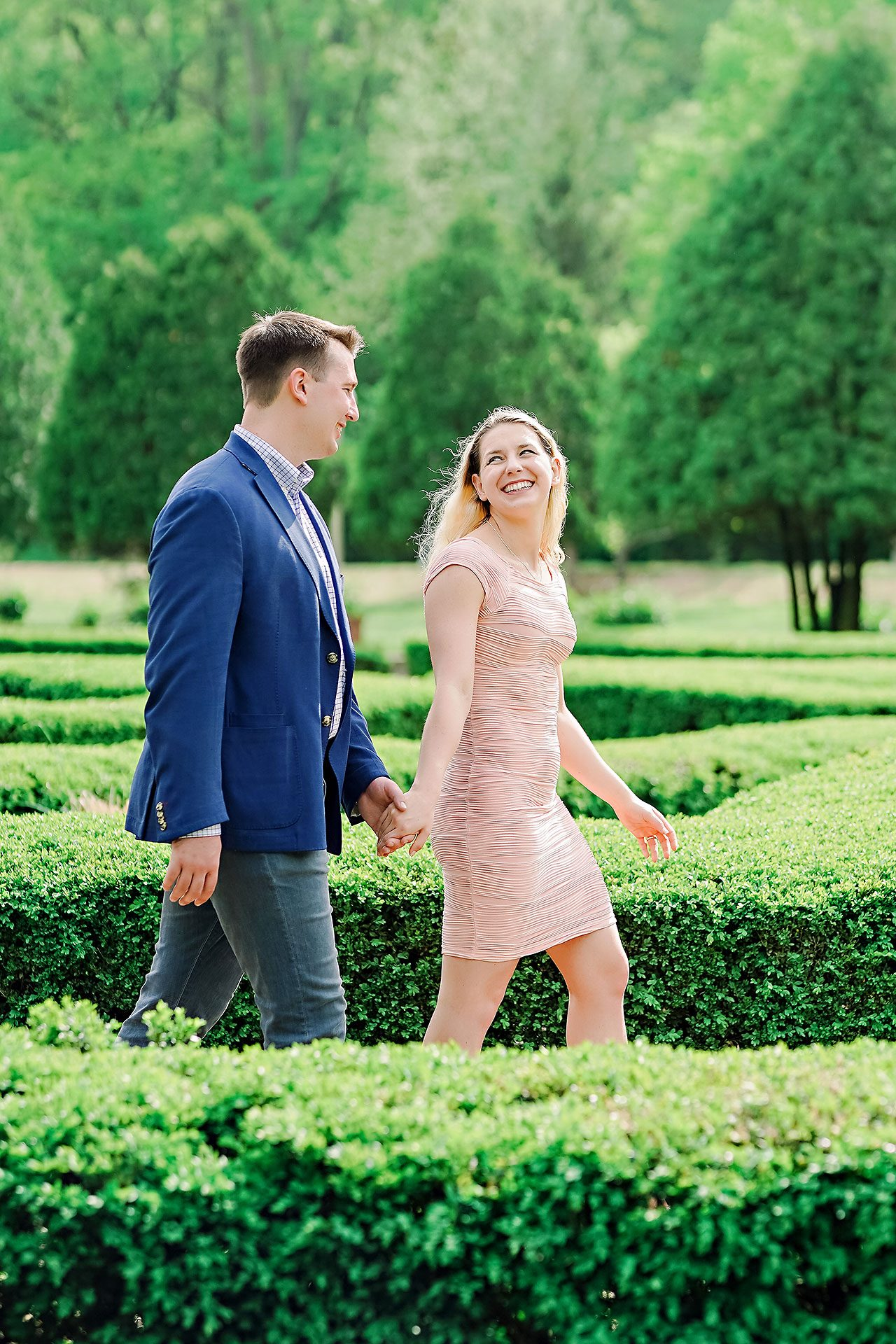 Kendra Pete West Baden Springs Engagement Session 042