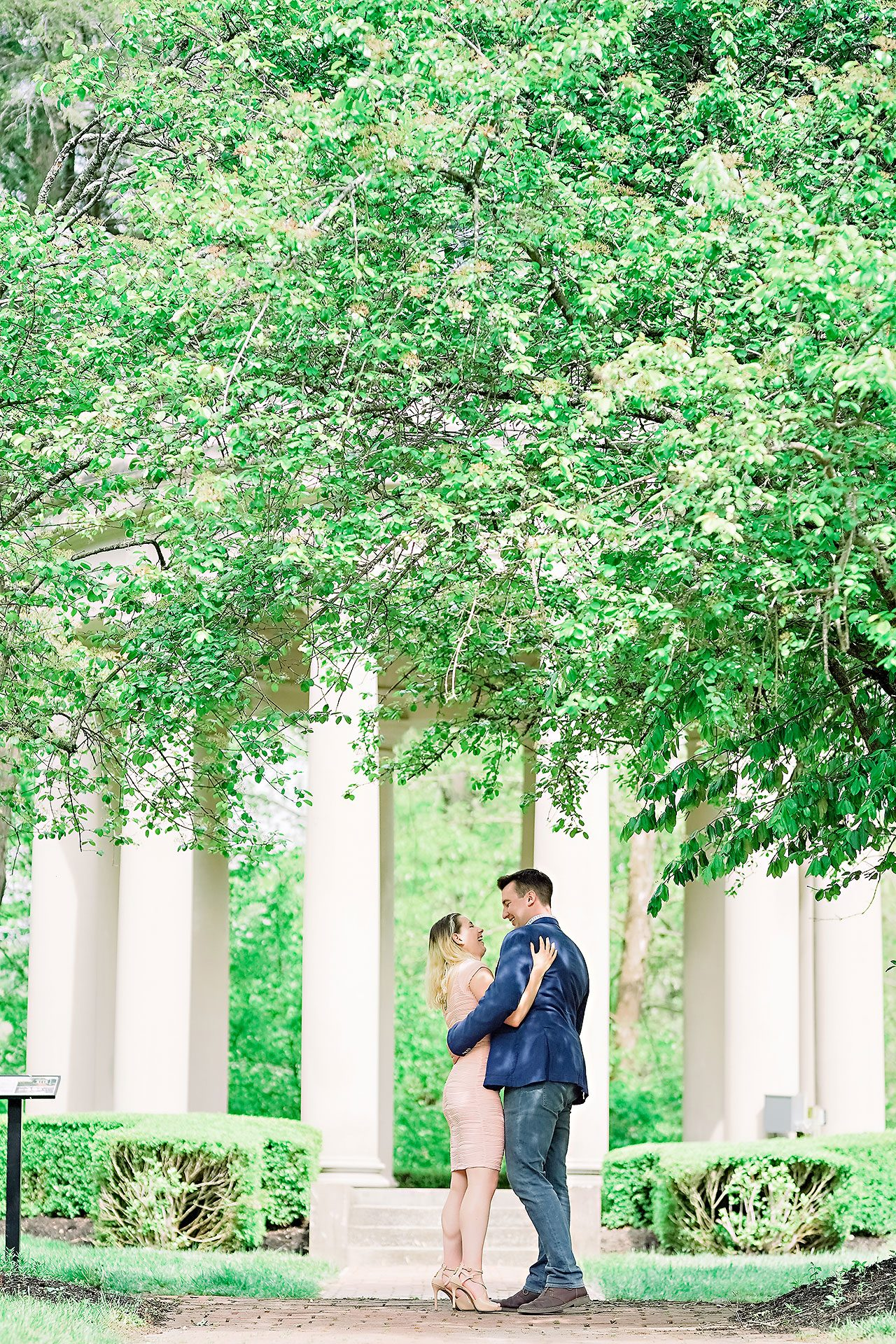 Kendra Pete West Baden Springs Engagement Session 059