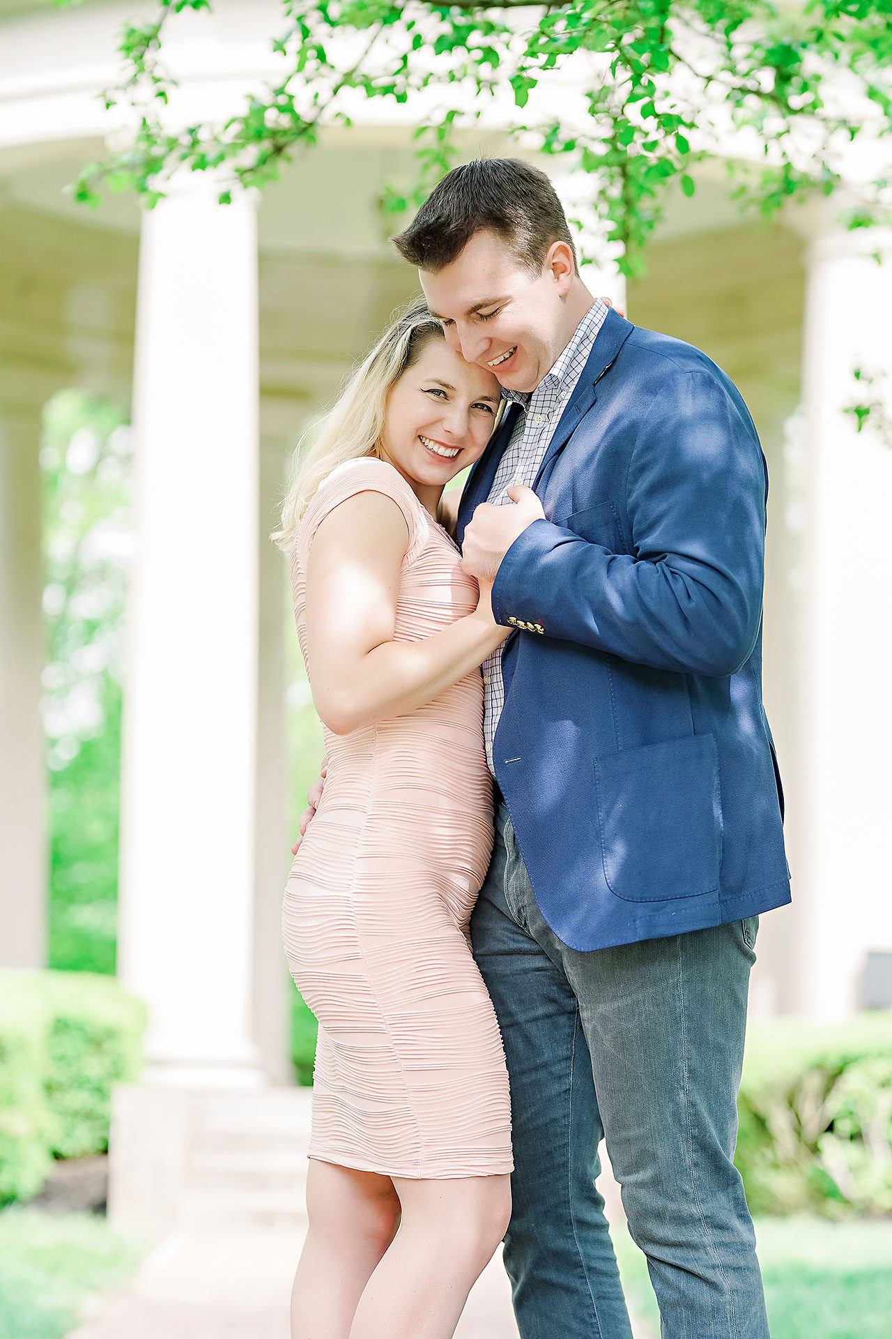Kendra Pete West Baden Springs Engagement Session 085
