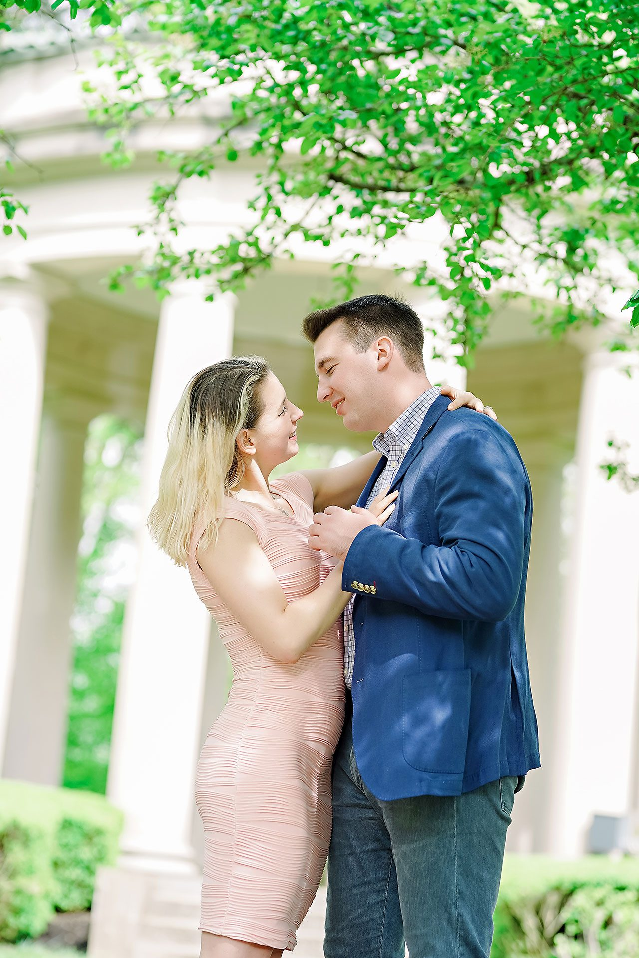 Kendra Pete West Baden Springs Engagement Session 115