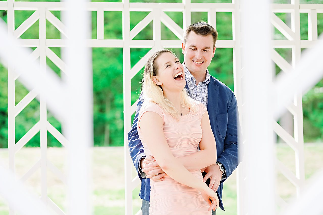 Kendra Pete West Baden Springs Engagement Session 124