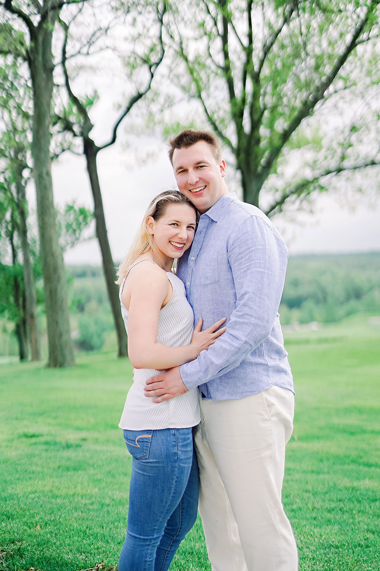 Kendra Pete West Baden Springs Engagement Session 136