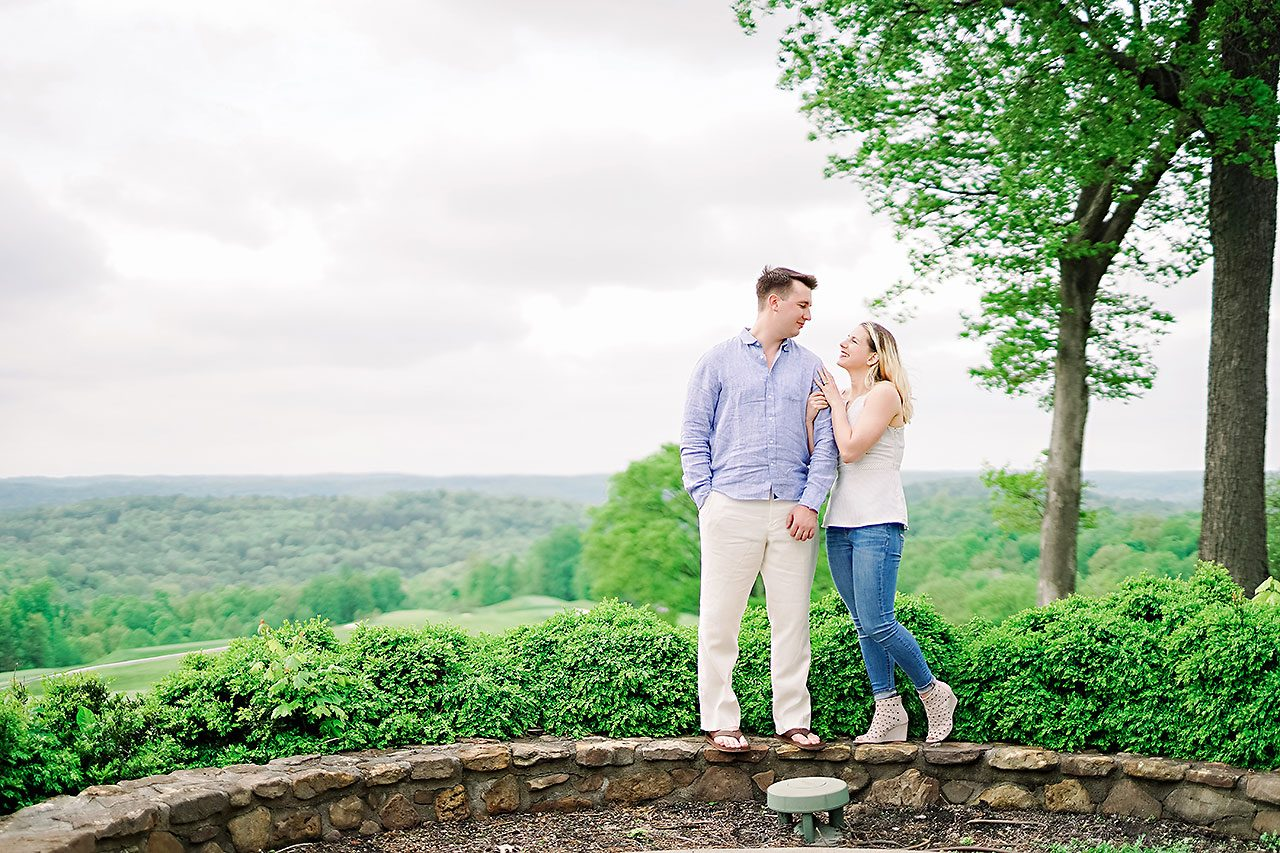 Kendra Pete West Baden Springs Engagement Session 144