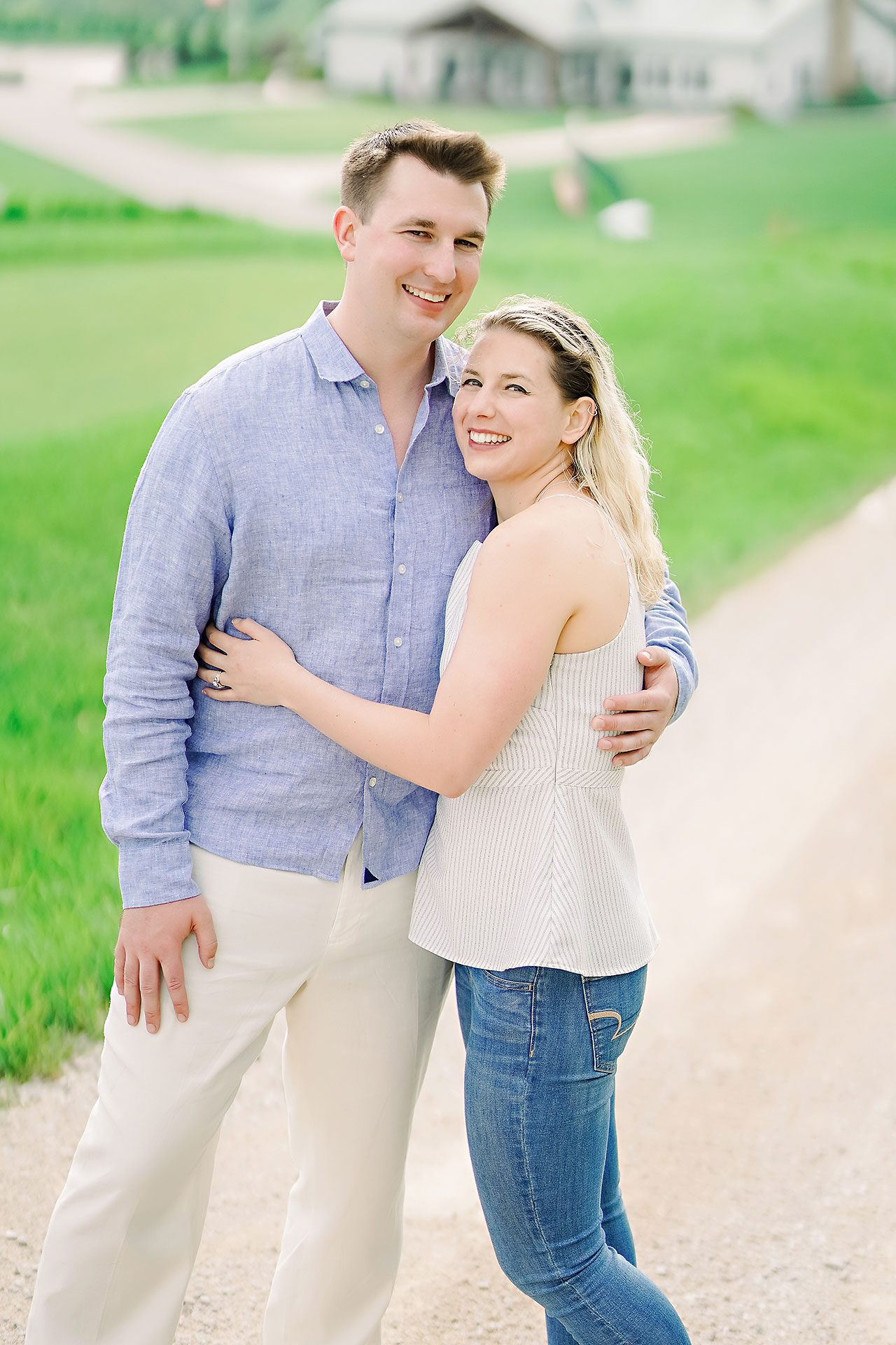 Kendra Pete West Baden Springs Engagement Session 176